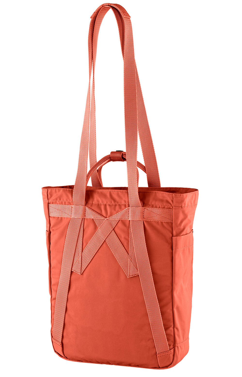 Kanken Tote Bag - Rowan Red 4