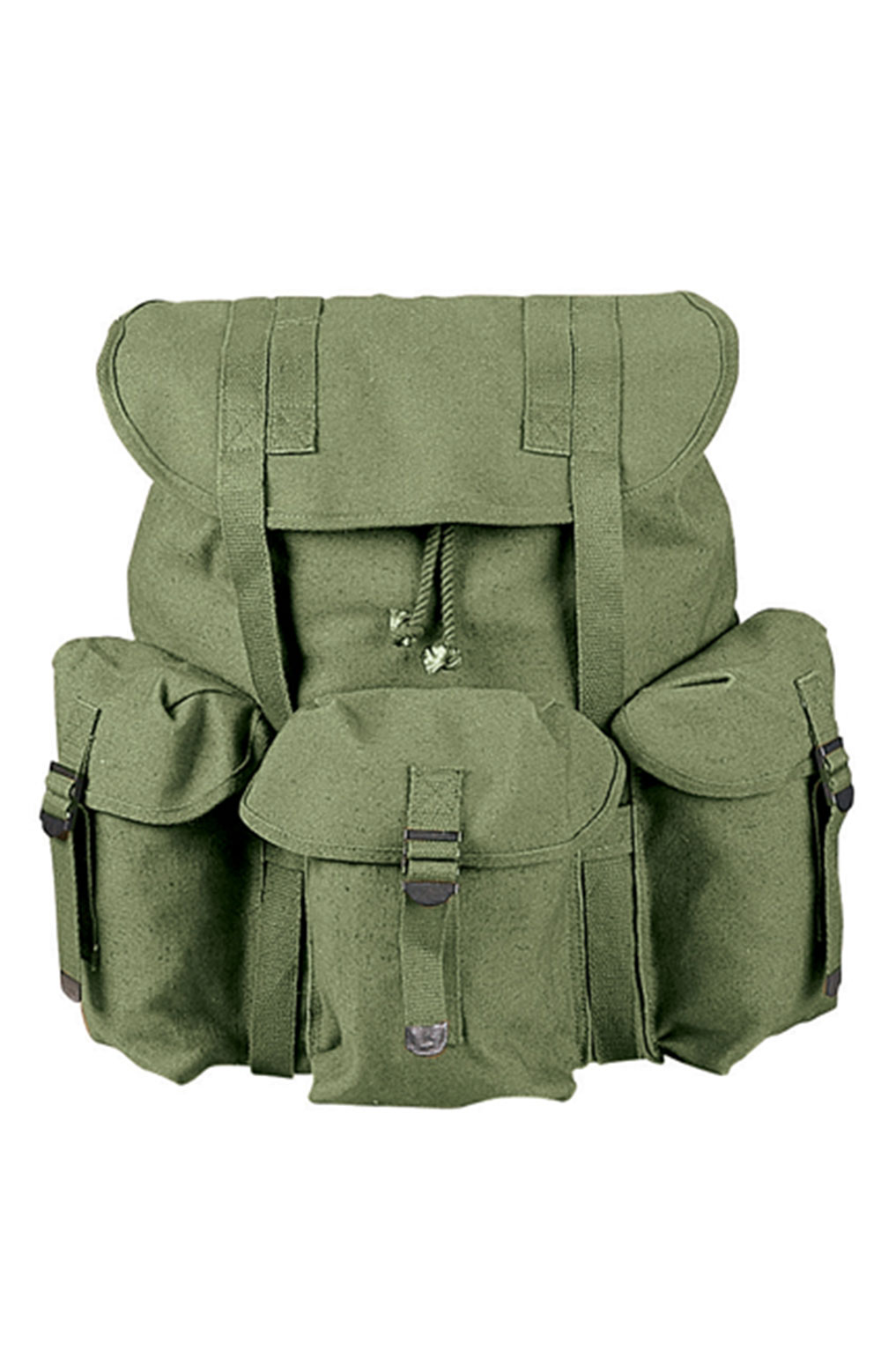 (2487) G.I Style Soft Pack - Olive Drab