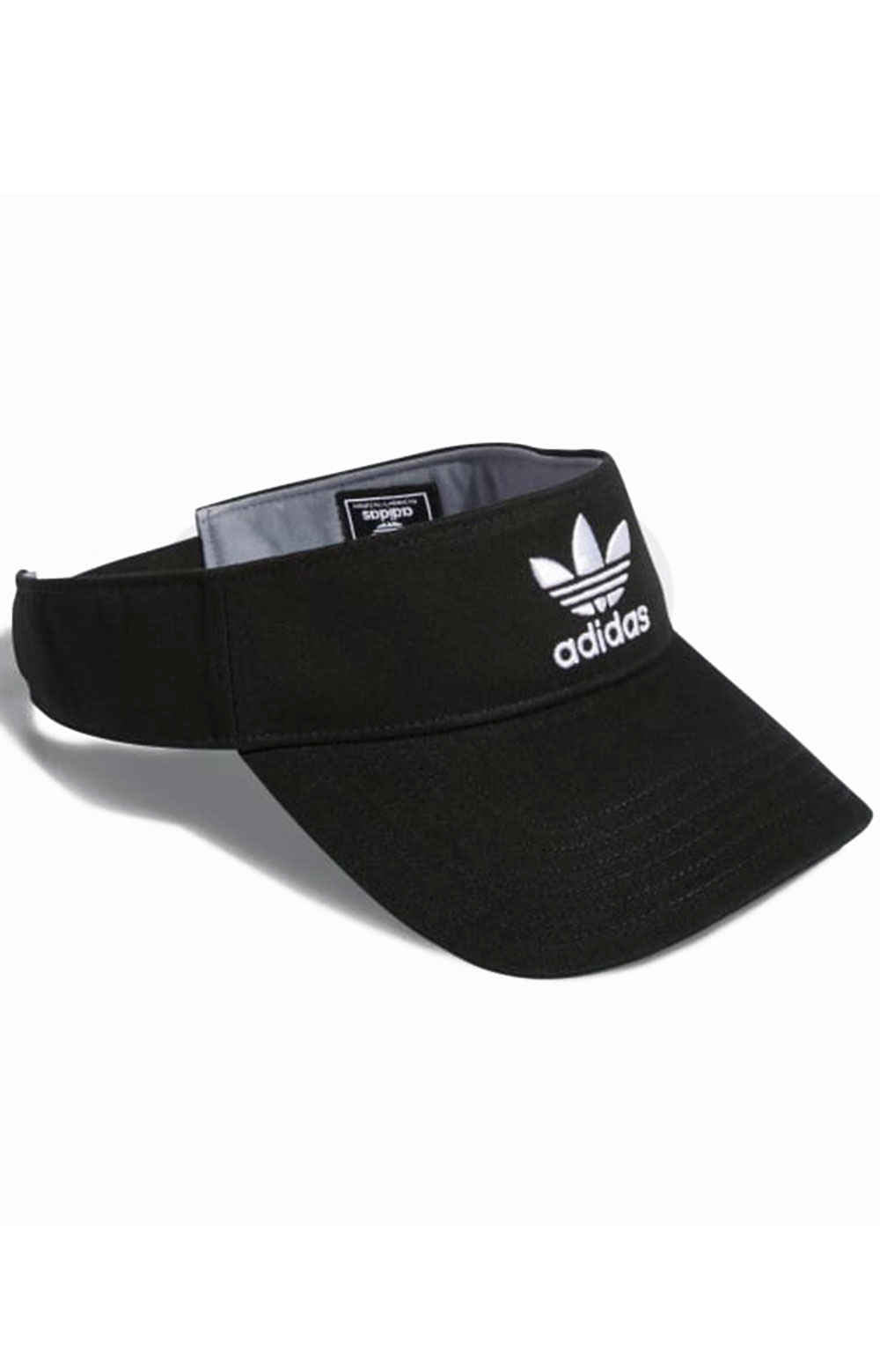 Originals Twill Visor - Black/White 2