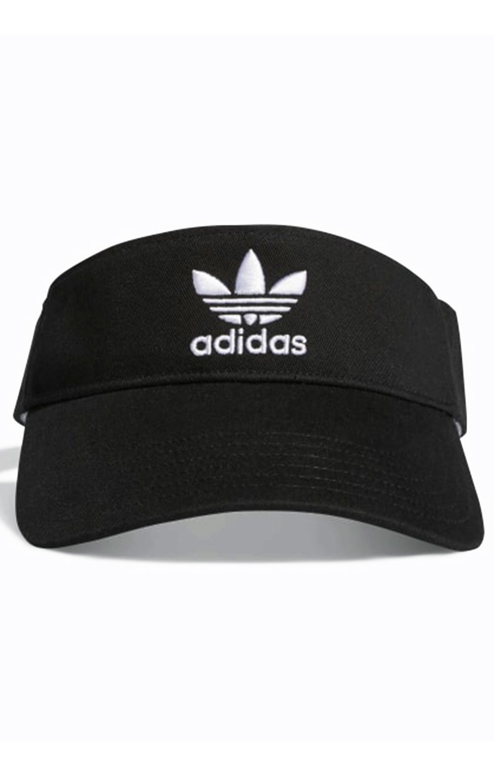 Originals Twill Visor - Black/White