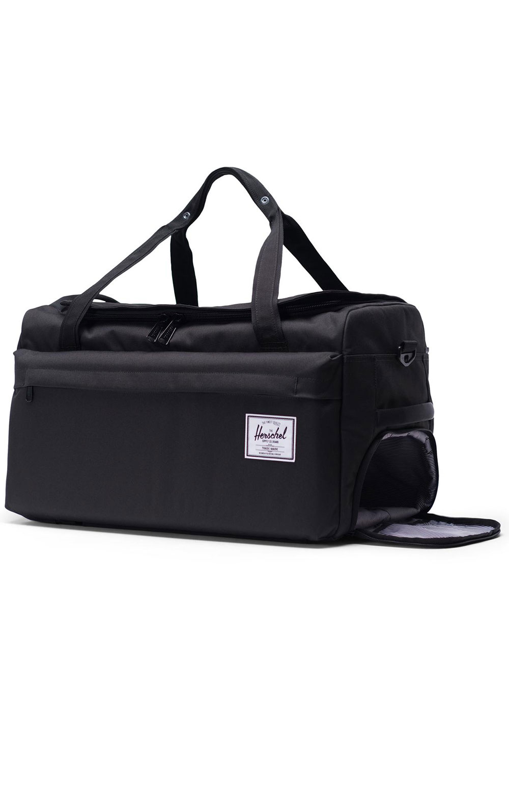 Outfitter Luggage 50L - Black 3