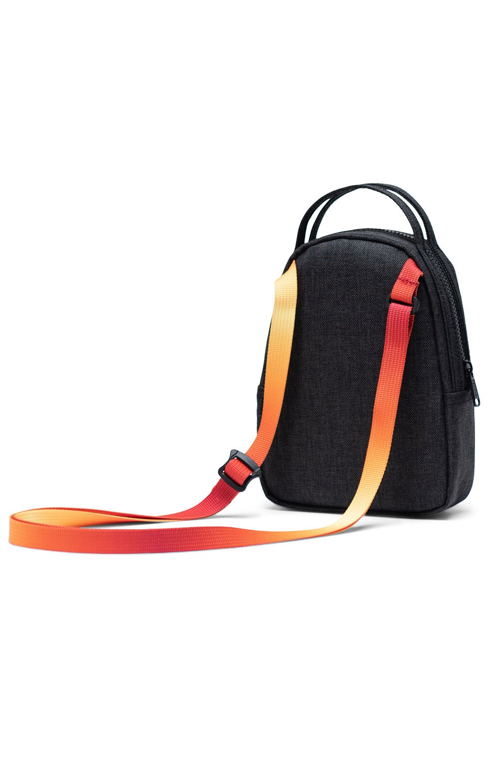 Nova Crossbody Bag - Black Crosshatch Sunset 3