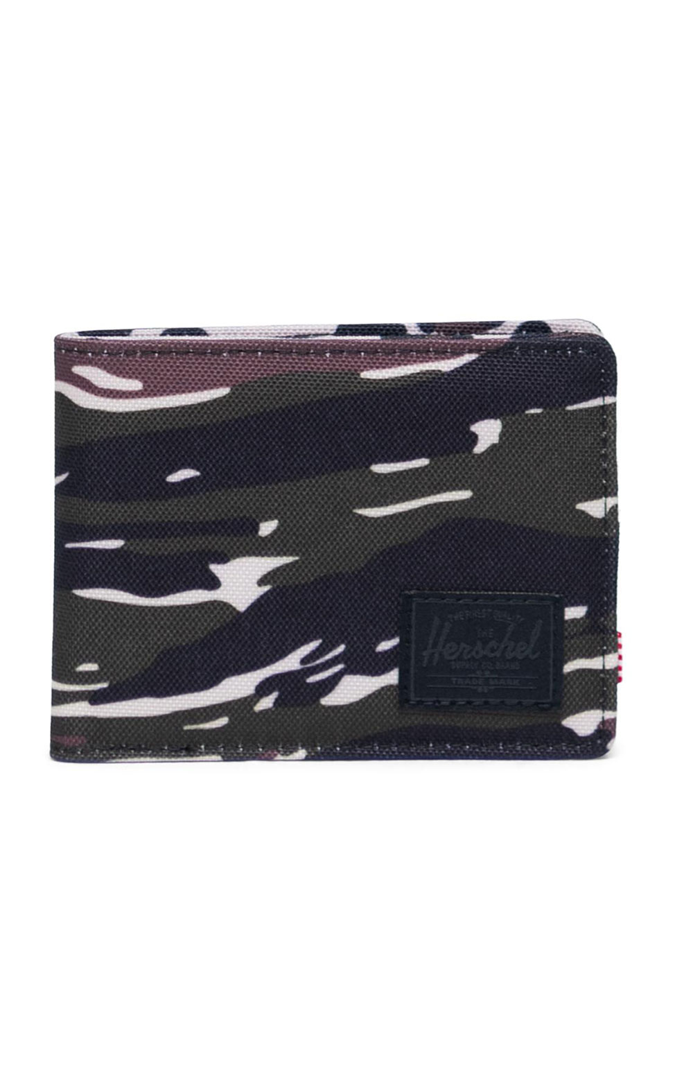 Roy Wallet - Tiger Camo/Leopard