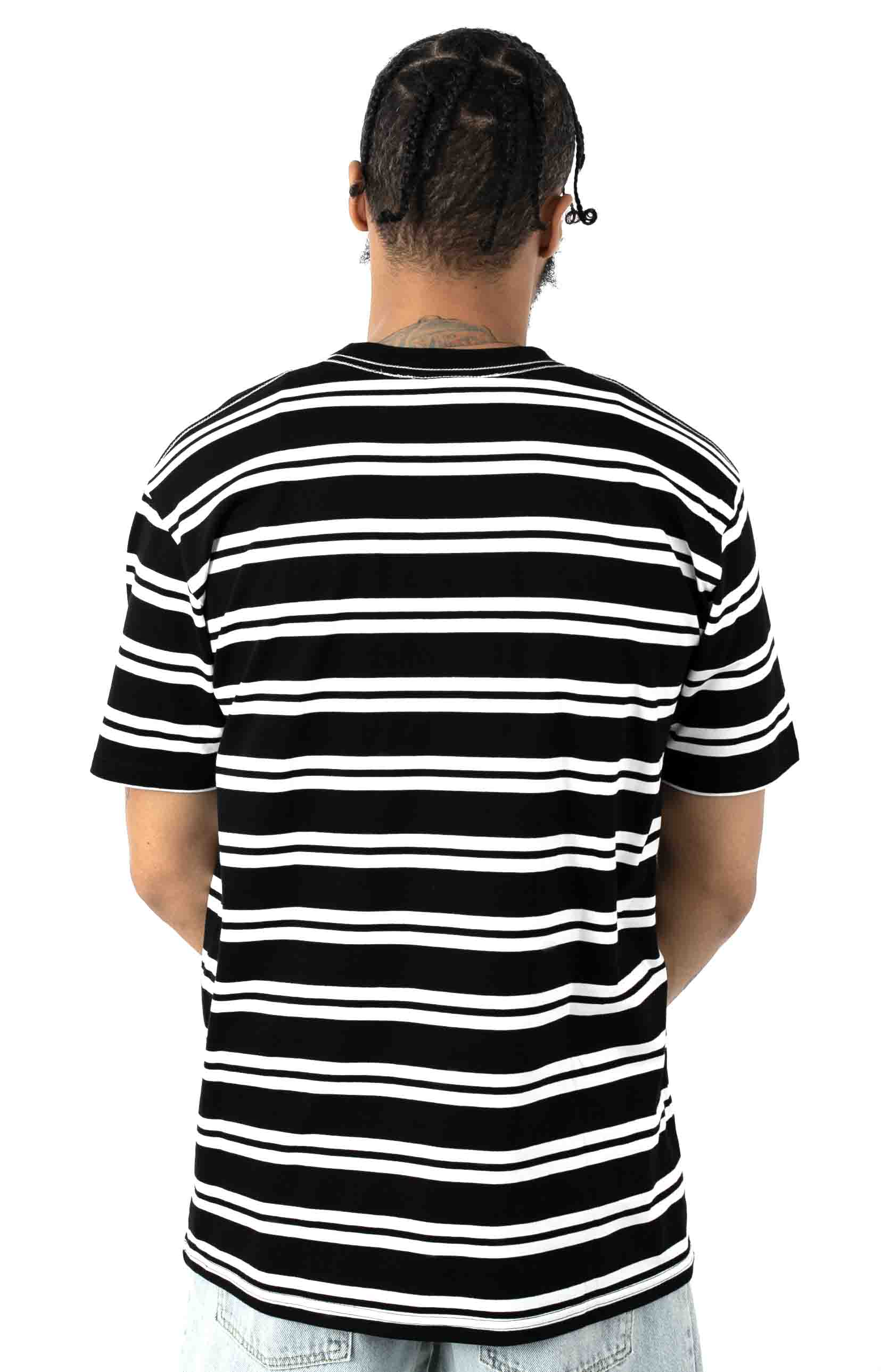 Death Metal Stripe Premium T-Shirt  3