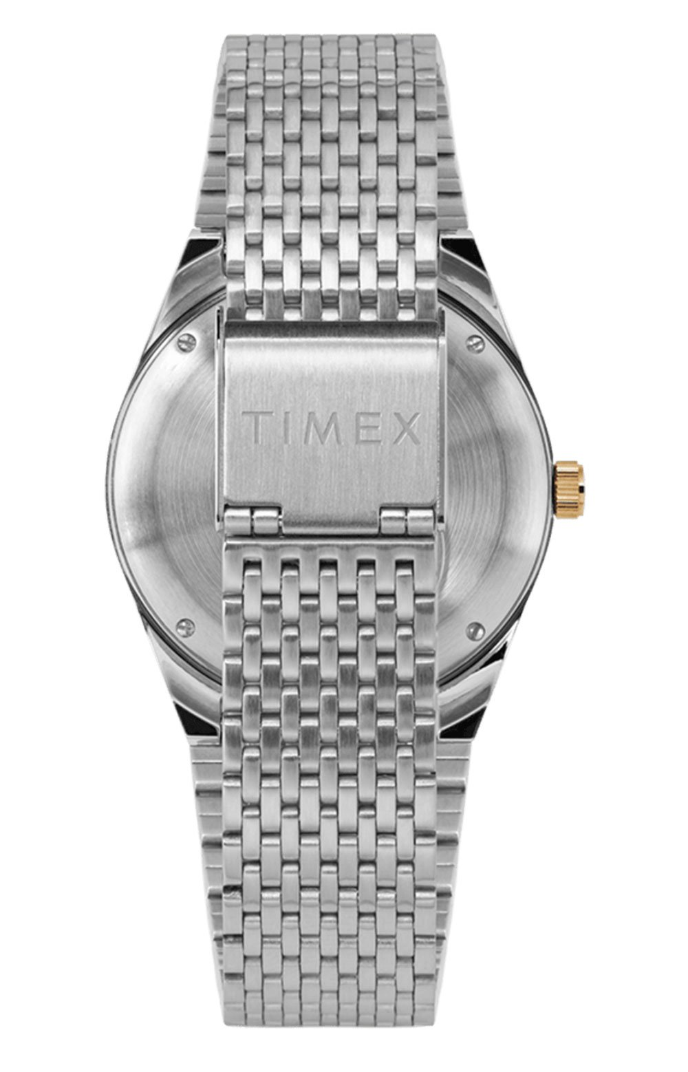 (TW2T80800ZV) Q Timex Reissue Falcon Eye 38mm Stainless Steel Bracelet Watch - Stainless Stee 3