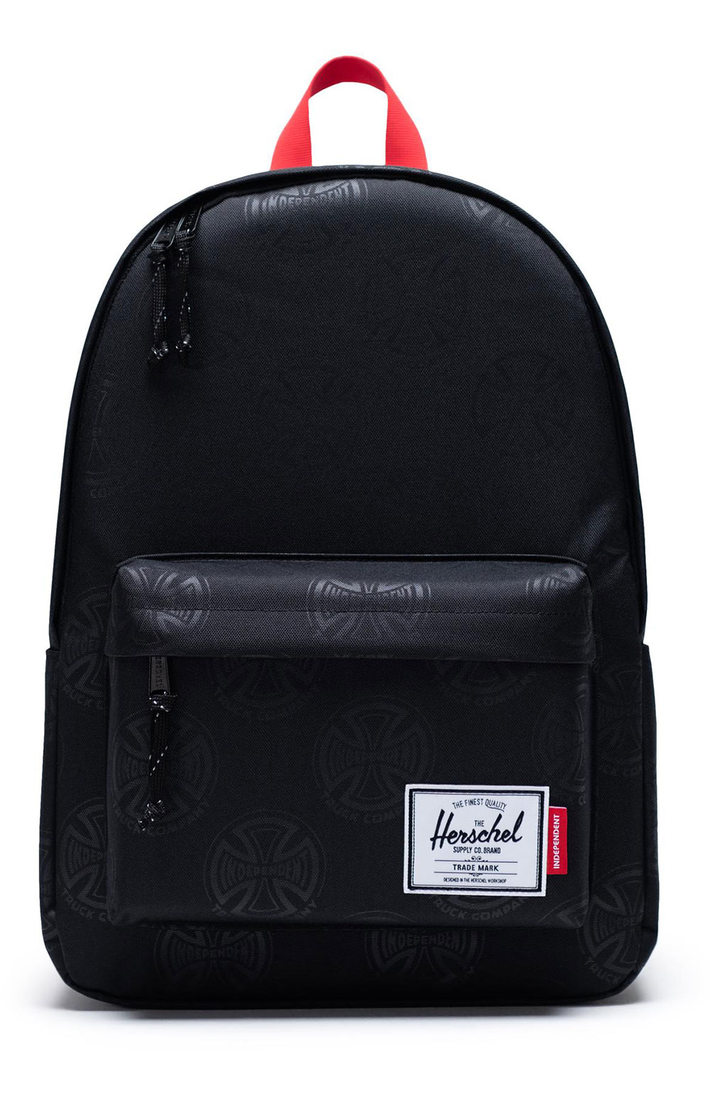 Classic XL Backpack - Independent Multi Cross Black