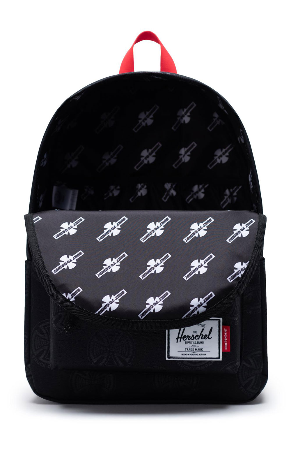 Classic XL Backpack - Independent Multi Cross Black 2