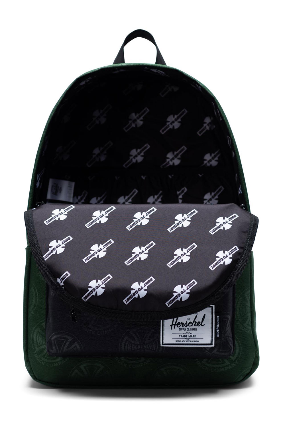 Classic XL Backpack - Independent Multi Greener Pastures  2