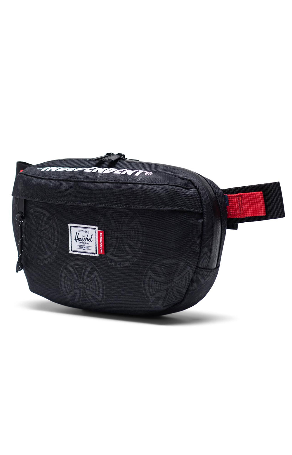 Nineteen Hip Pack - Independent Multi Cross Black 2