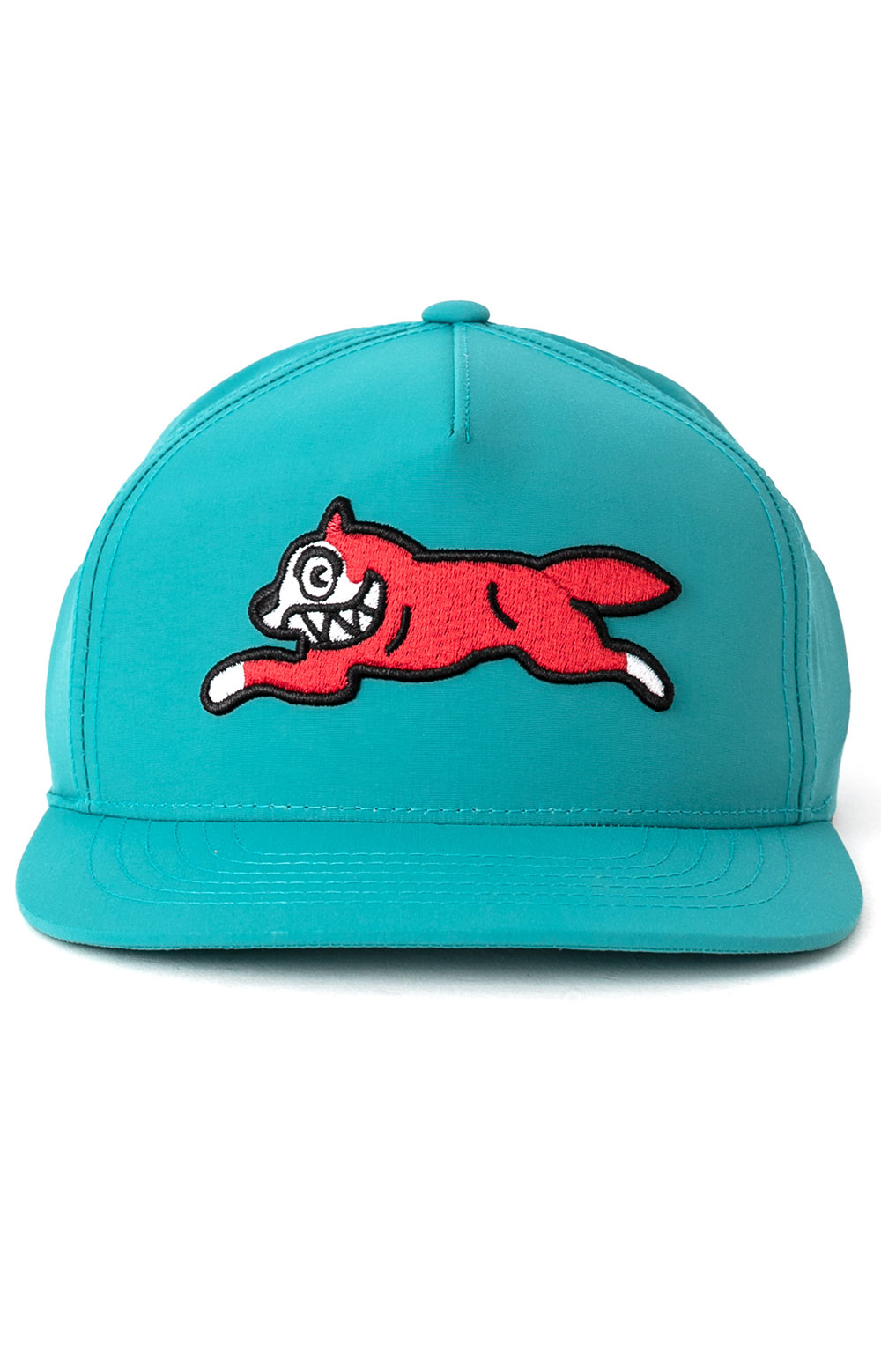 Ladd Snap-Back Hat - Teal 2