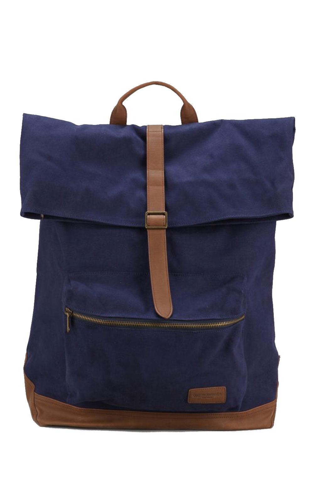 Uptown Roll Top Backpack - Navy