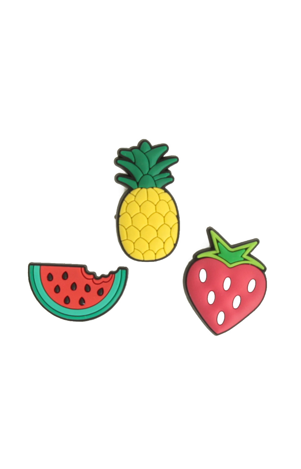 Jibbitz Fruit 3 Pack