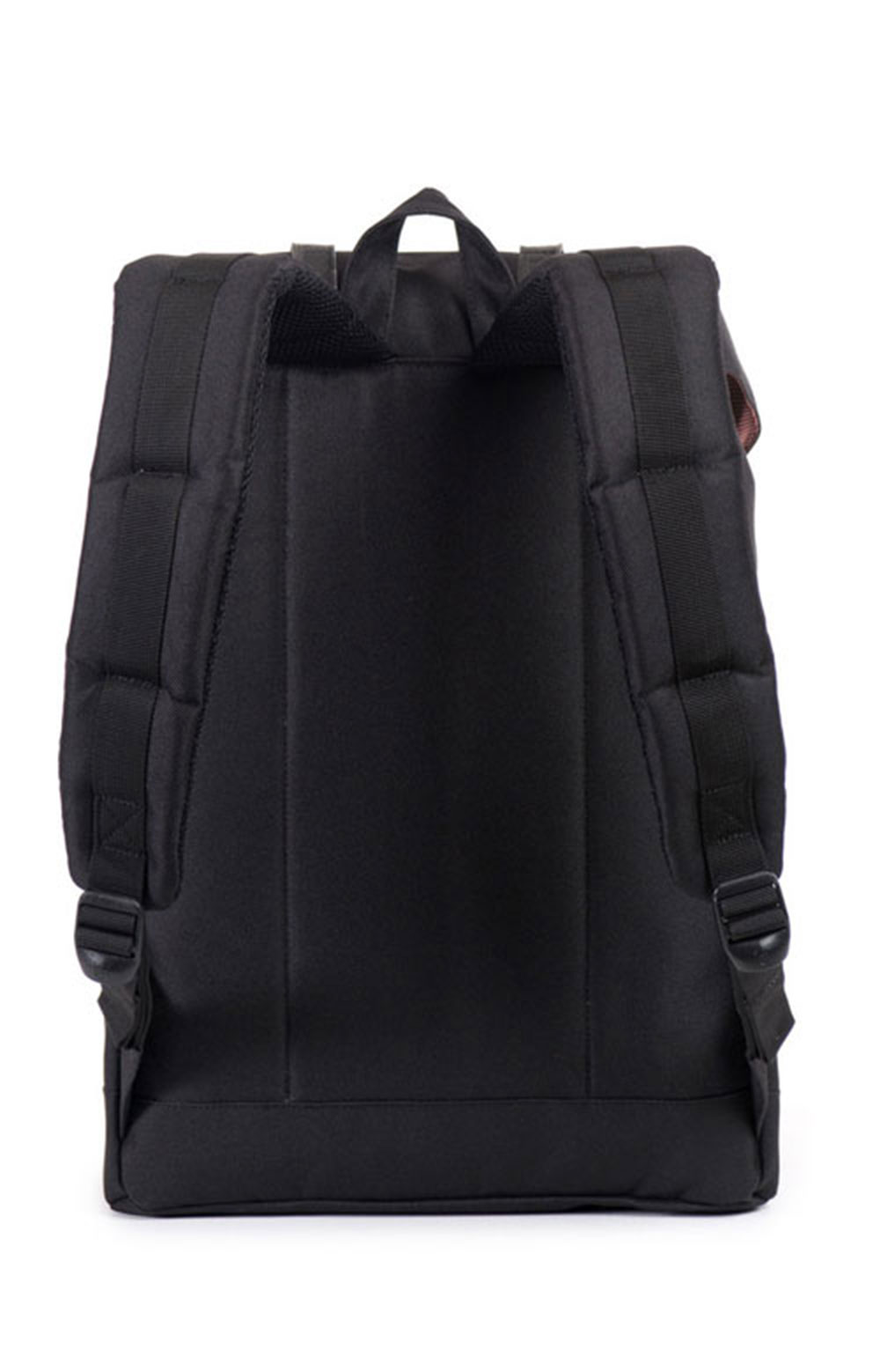 Retreat Backpack - Black/Black PU 3