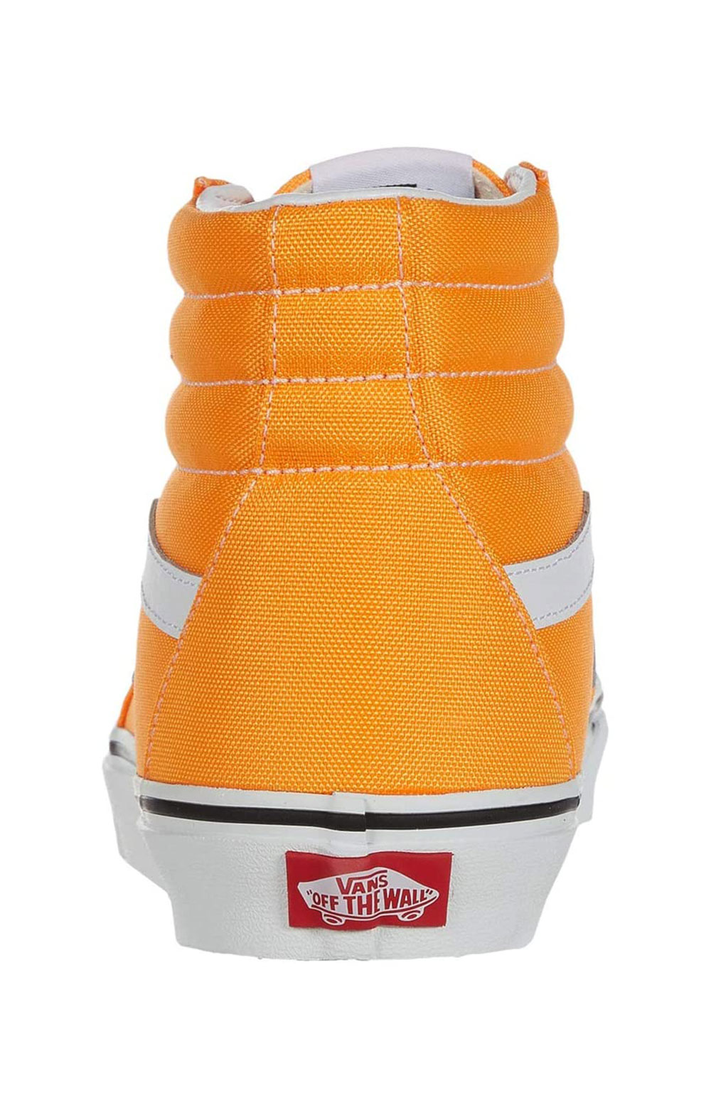 (U3CWT4) Neon Sk8-Hi Shoes - Blazing Orange  3