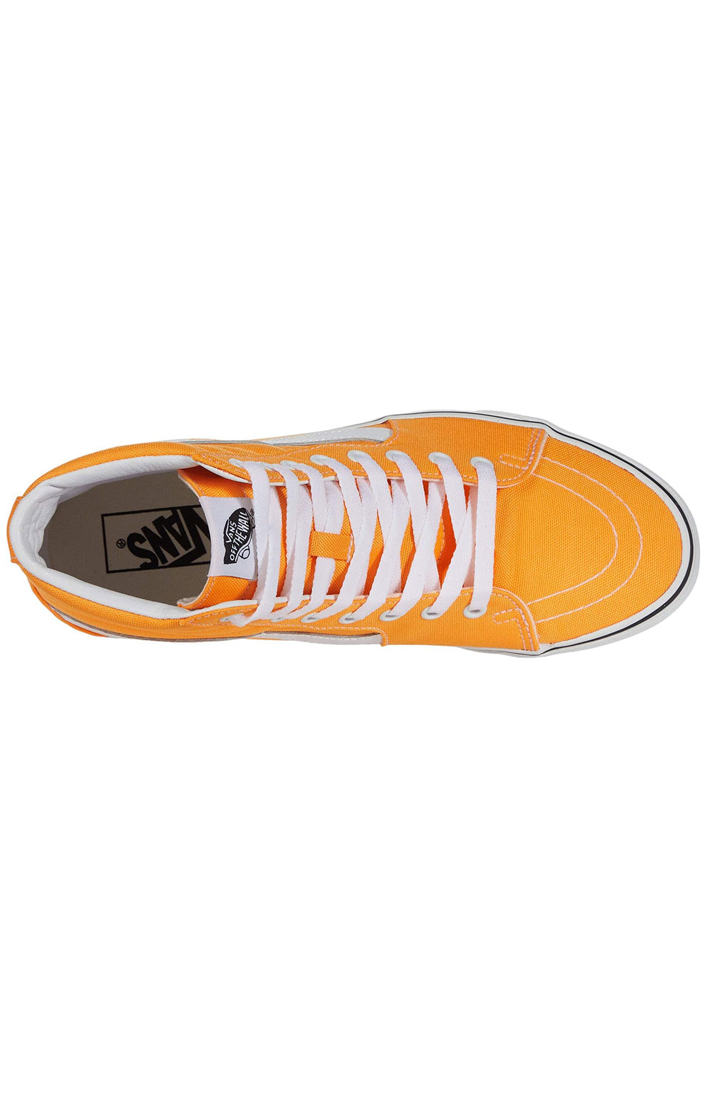 (U3CWT4) Neon Sk8-Hi Shoes - Blazing Orange  4