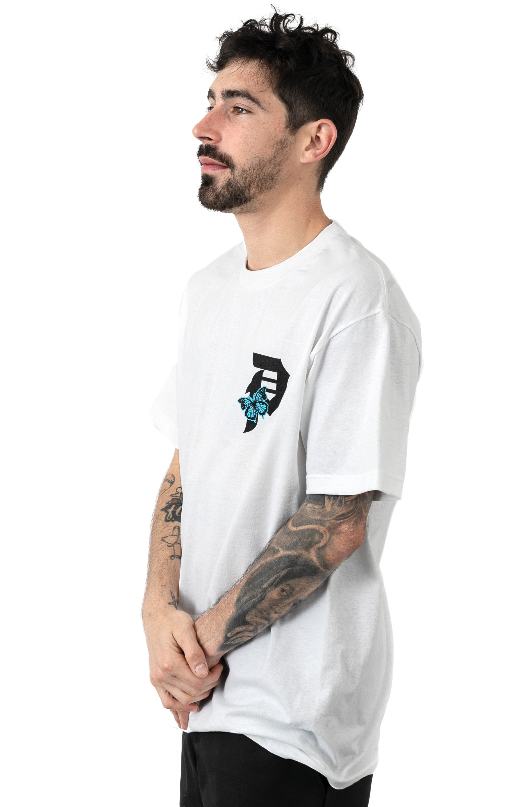 Dirty P Colony T-Shirt - White 3