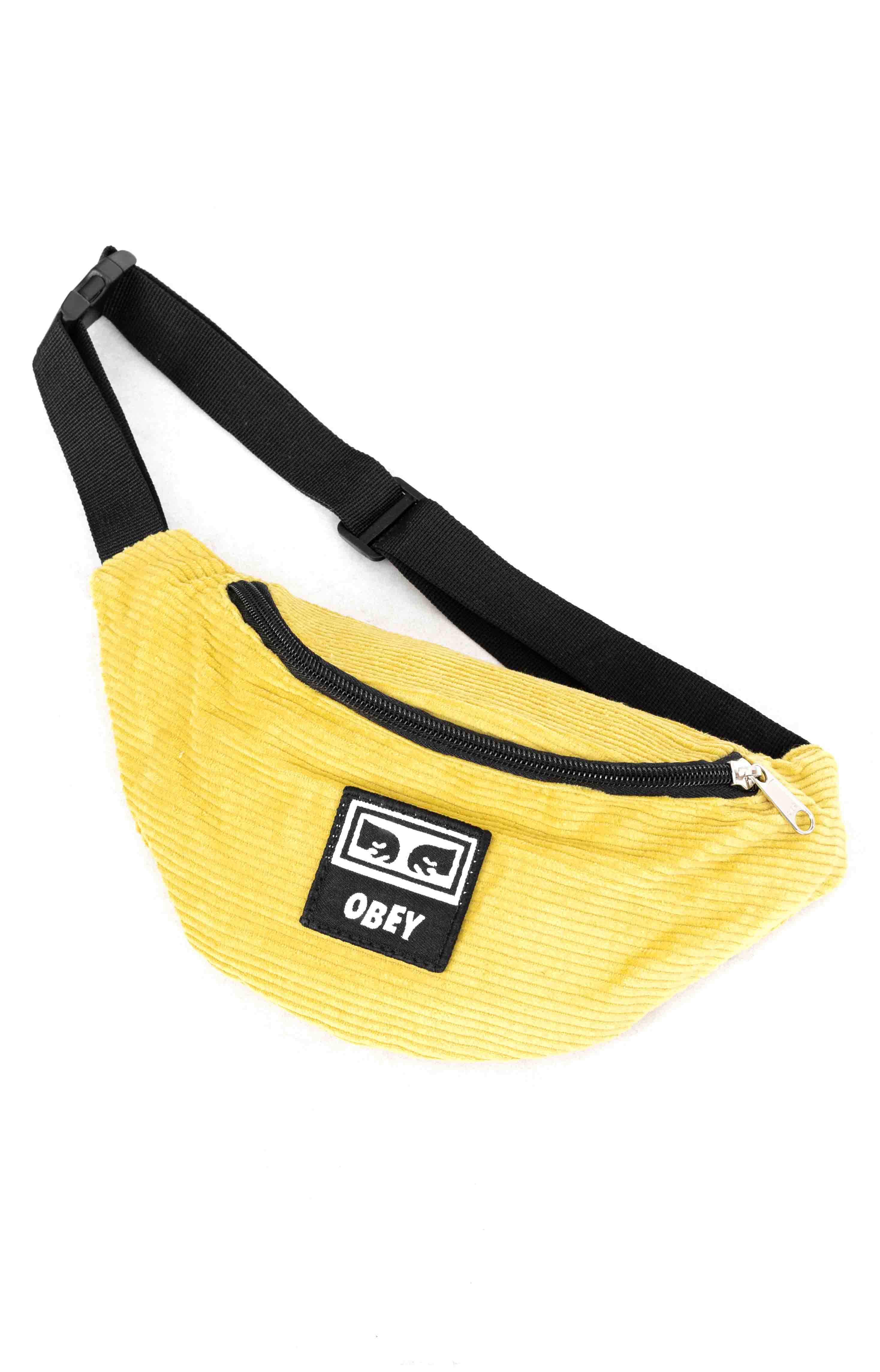 Wasted Hip Bag - Mellow Yellow