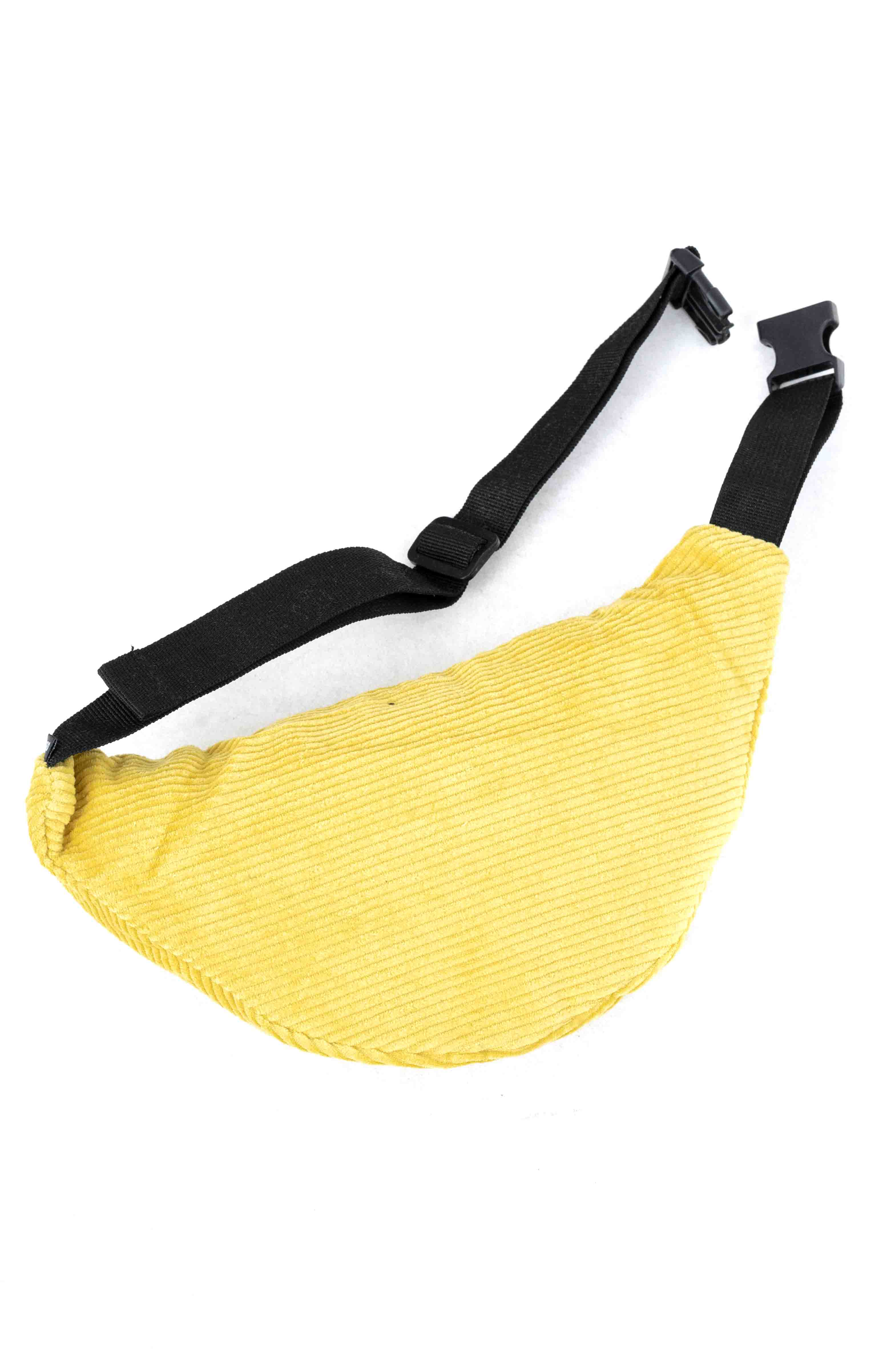 Wasted Hip Bag - Mellow Yellow  2