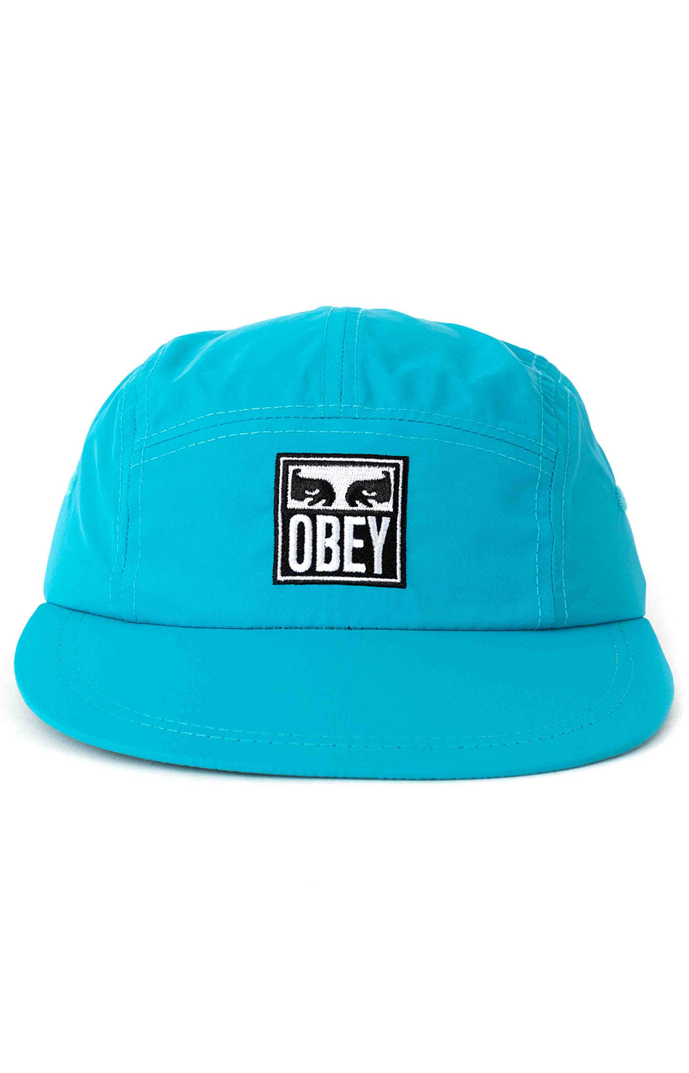 Vanish 5 Panel Hat - Teal 2