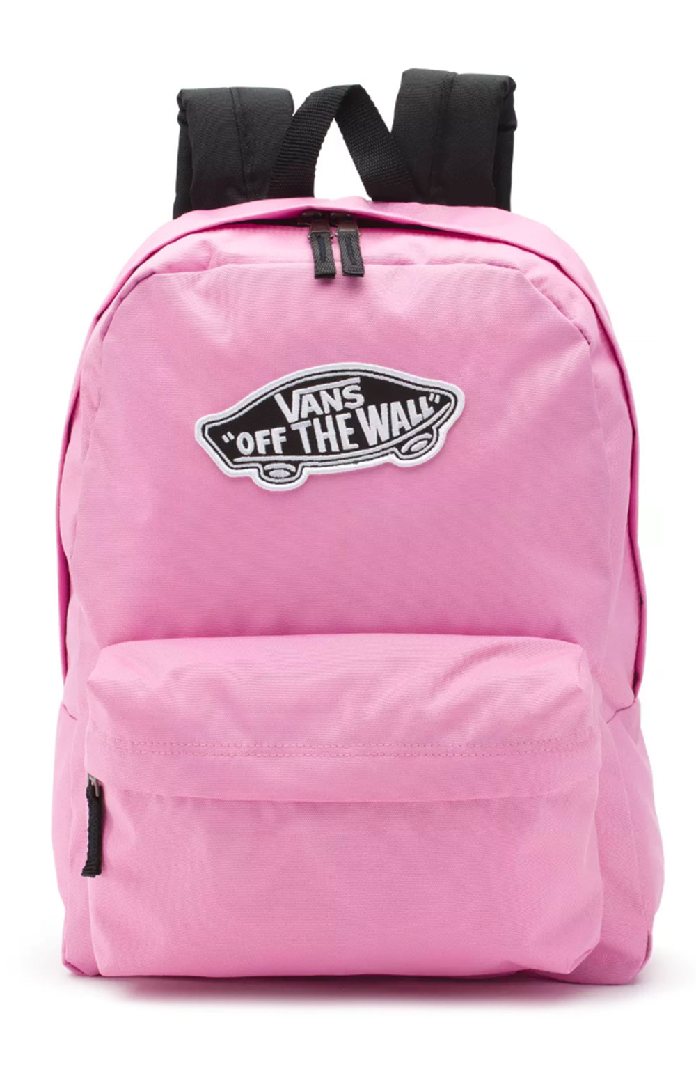 Realm Solid Backpack - Fuchsia Pink