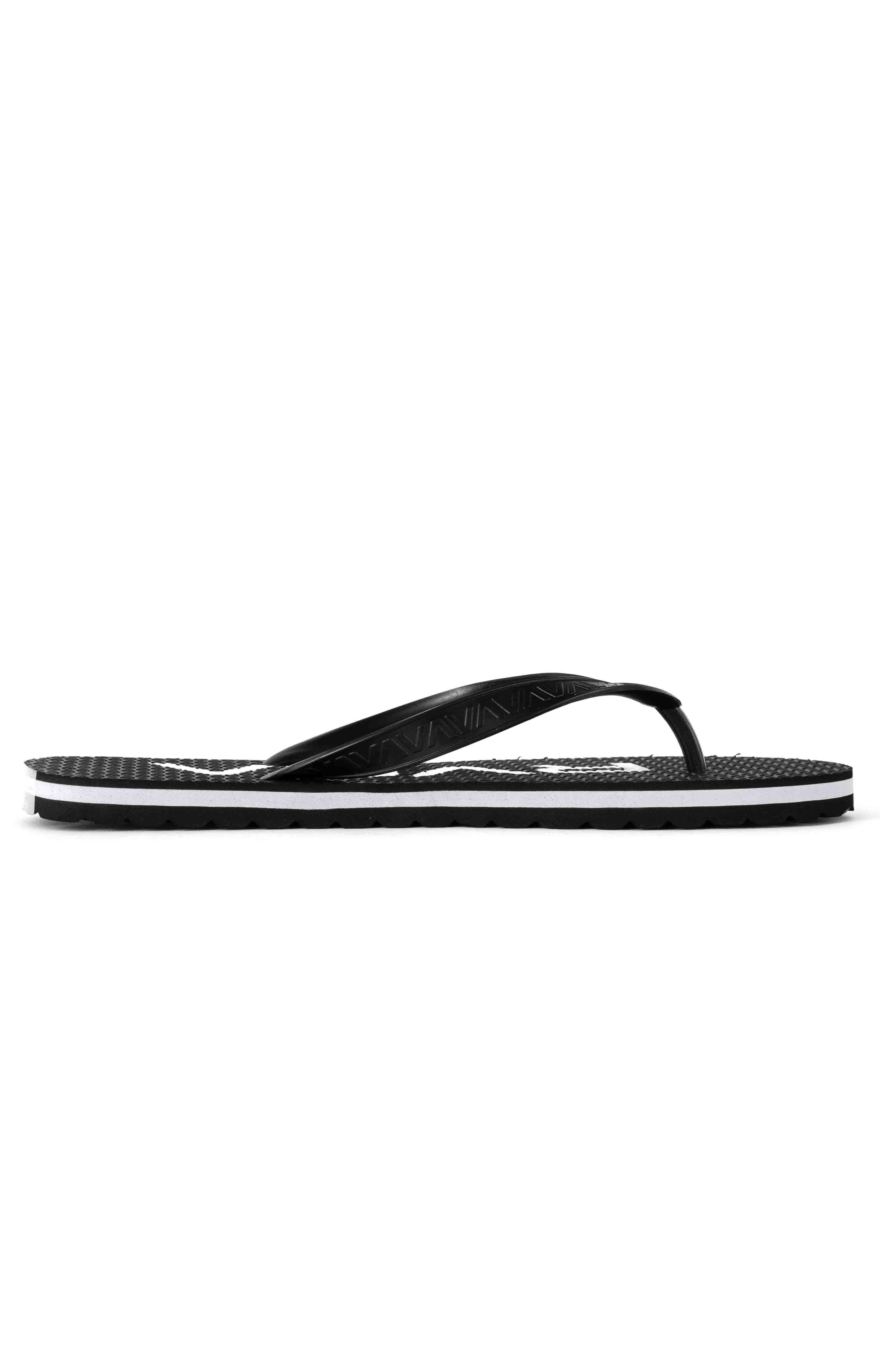 Trench Town III Sandal - Black 3