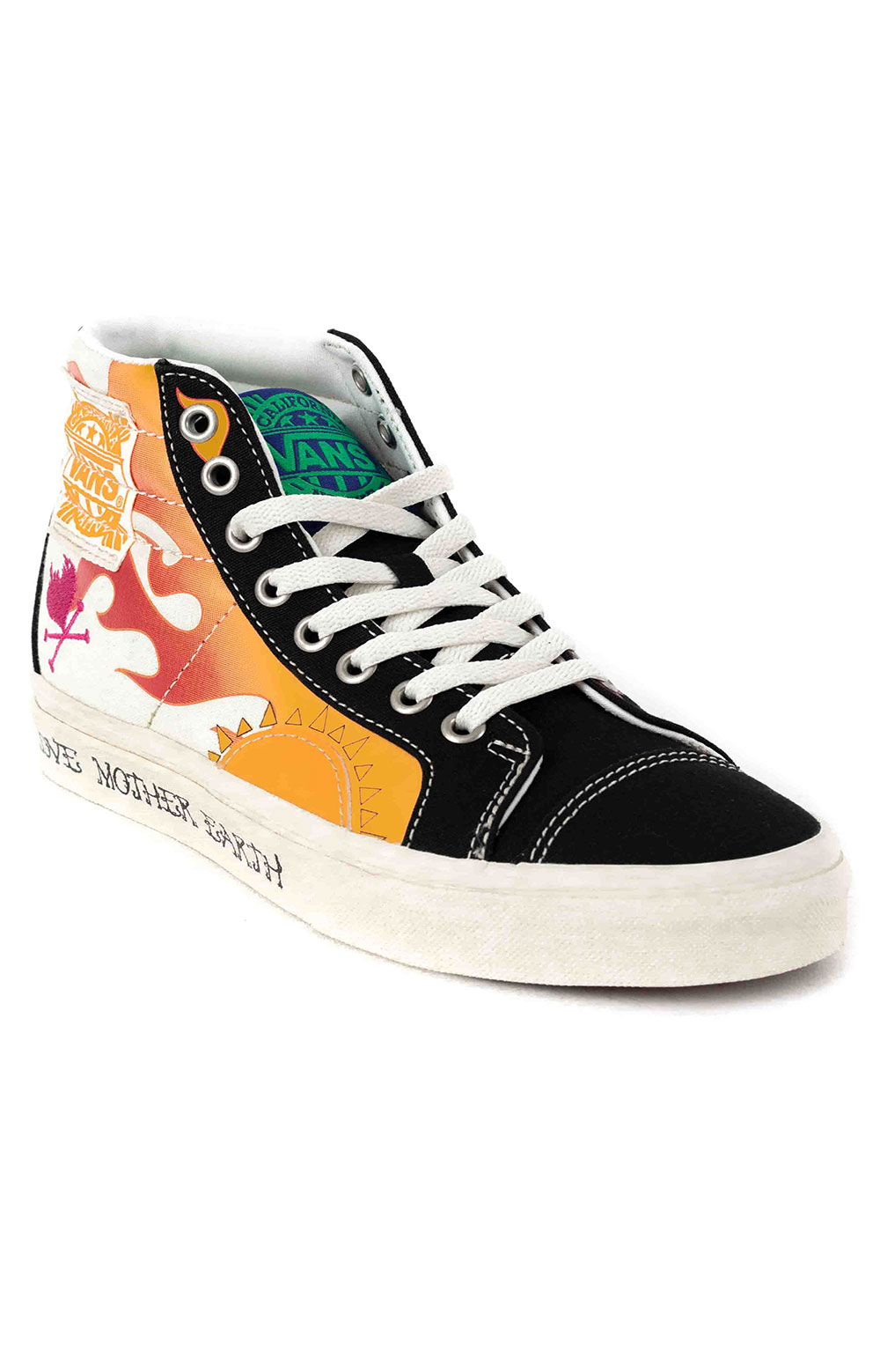 (JFIWZ2) Mother Earth Style 238 Shoes - Elements Marshmallow  3