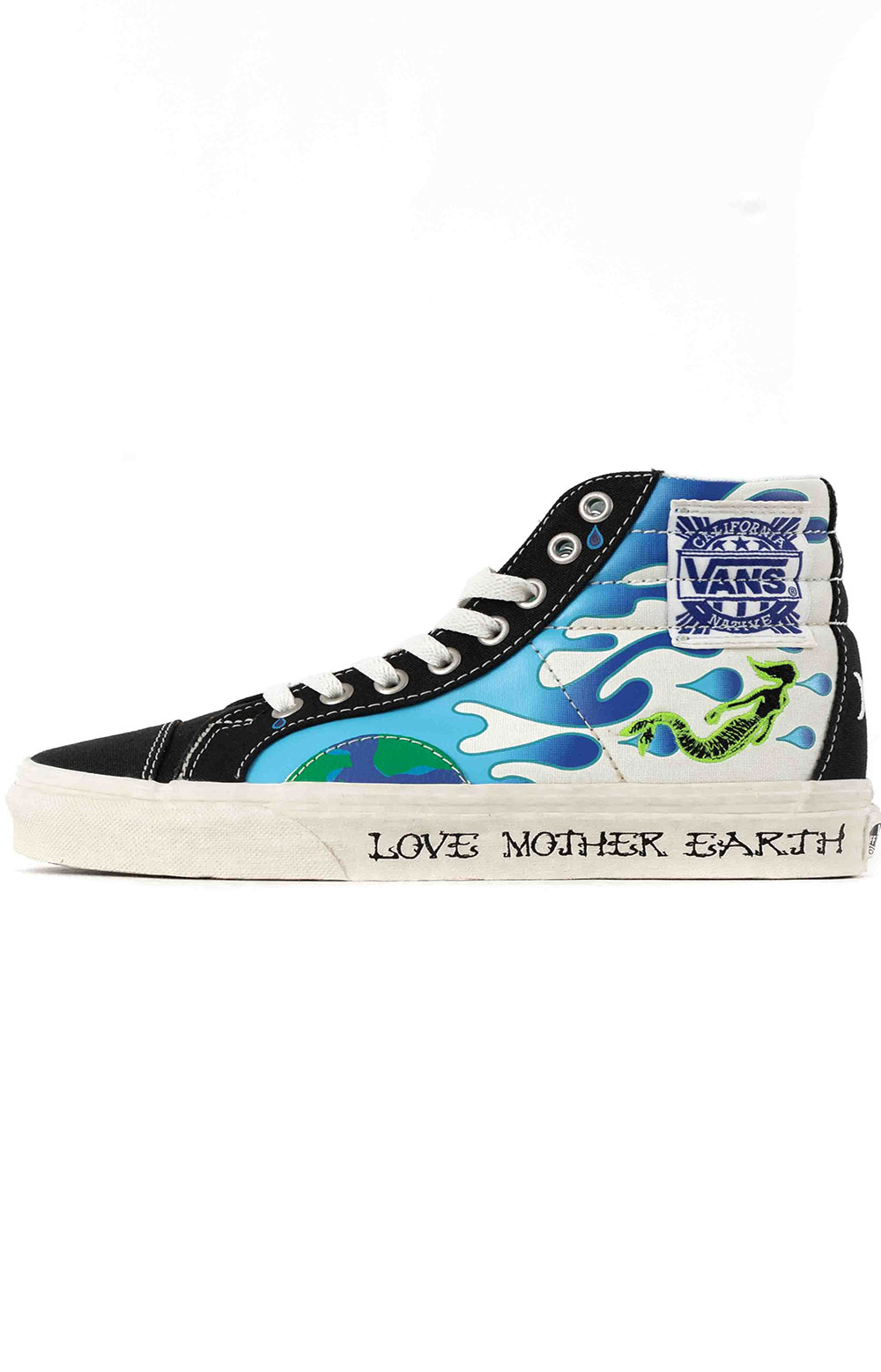 (JFIWZ2) Mother Earth Style 238 Shoes - Elements Marshmallow  8