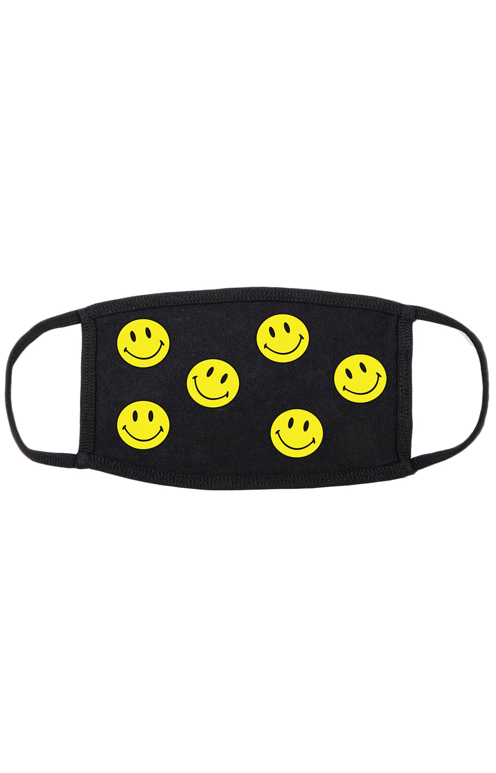 Smiley Dots Face Mask