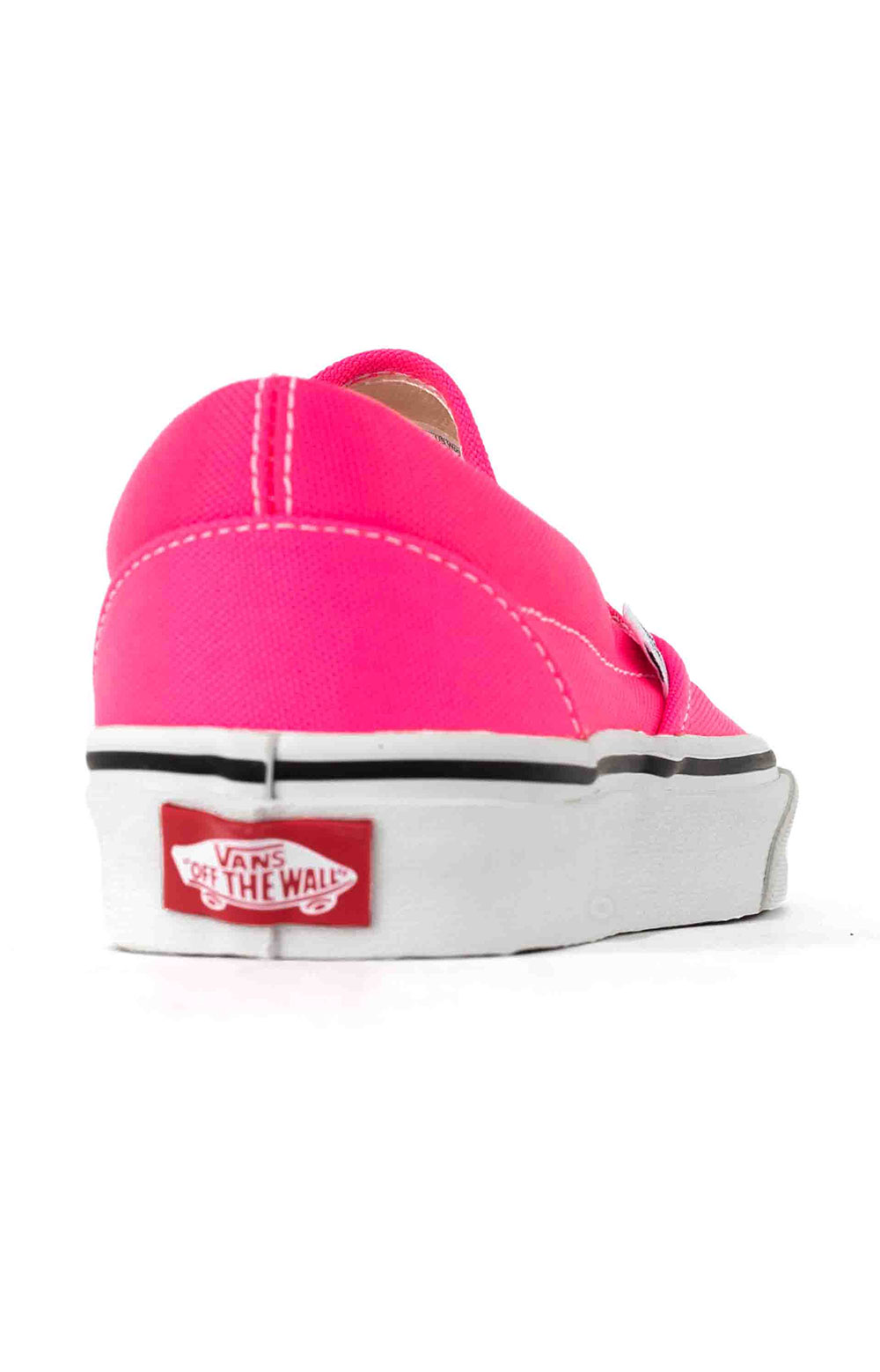 (U38WT6) Neon Classic Slip-On Shoes - Knockout Pink 5