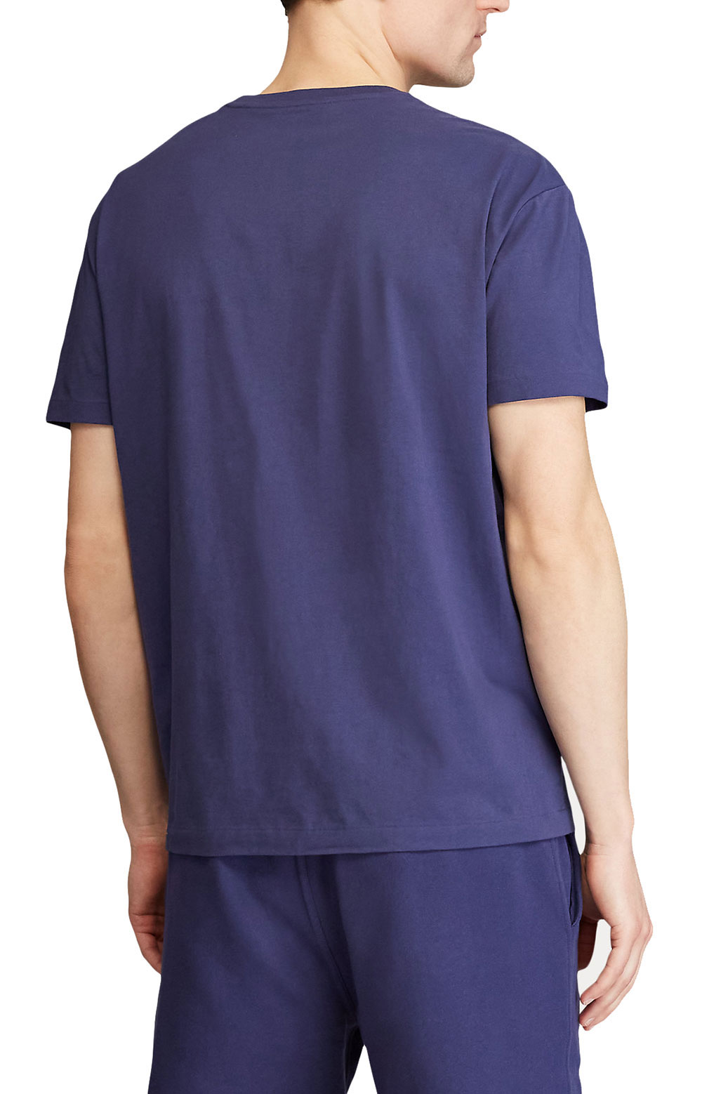 Classic Fit Logo T-Shirt - Boathouse Navy  3