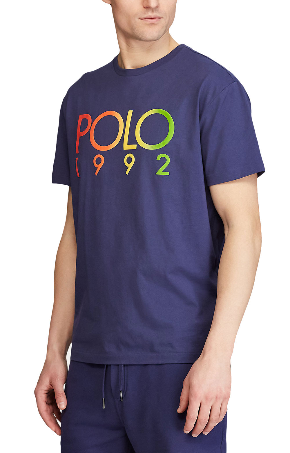 Classic Fit Logo T-Shirt - Boathouse Navy