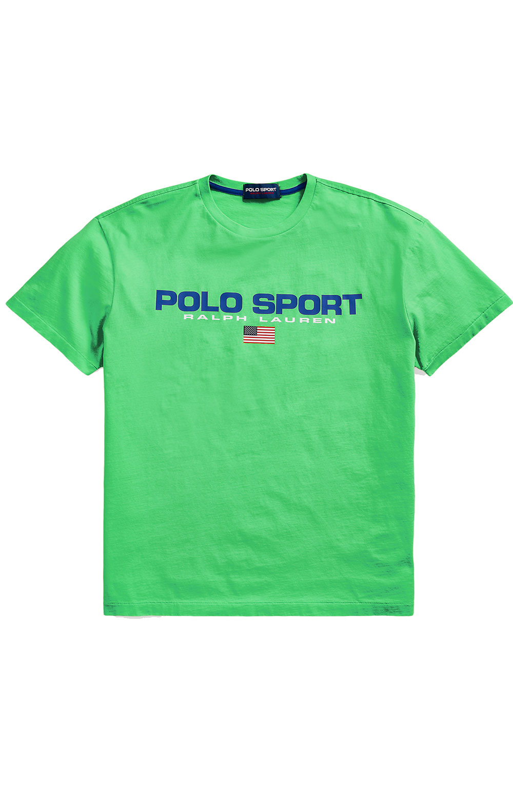 Classic Fit Polo Sport T-Shirt - Neon Green 4