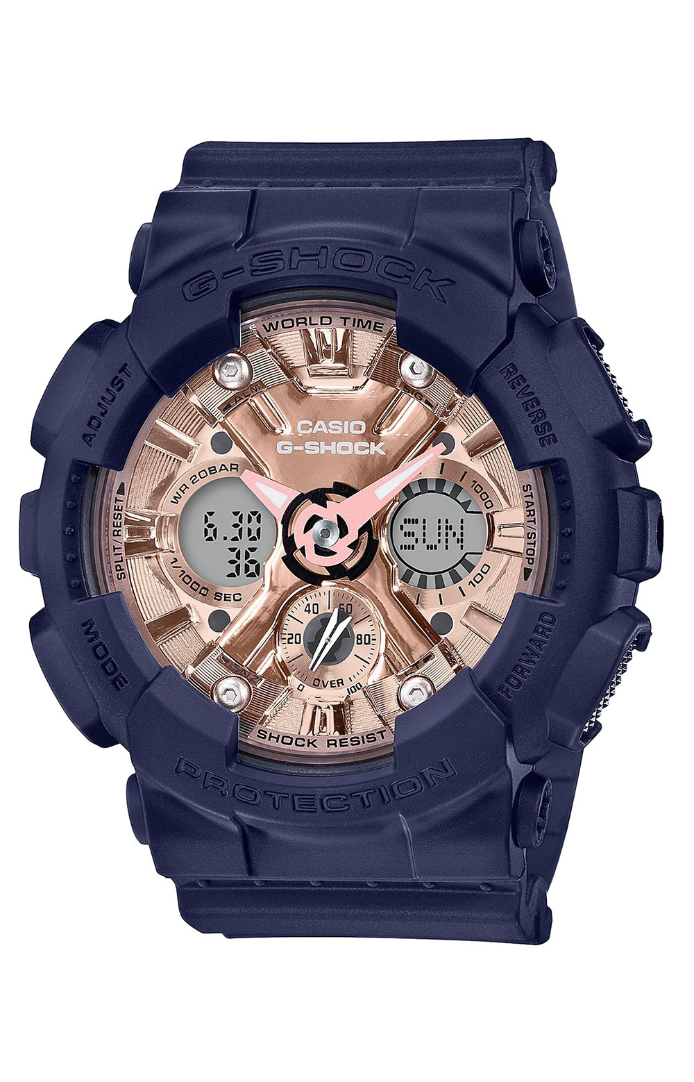 GMAS120MF-2A2 Watch - Navy