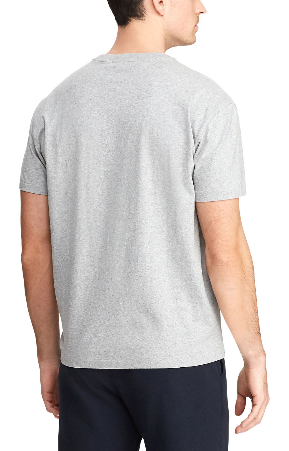Classic Fit Polo Sport T-Shirt - Andover Heather  3
