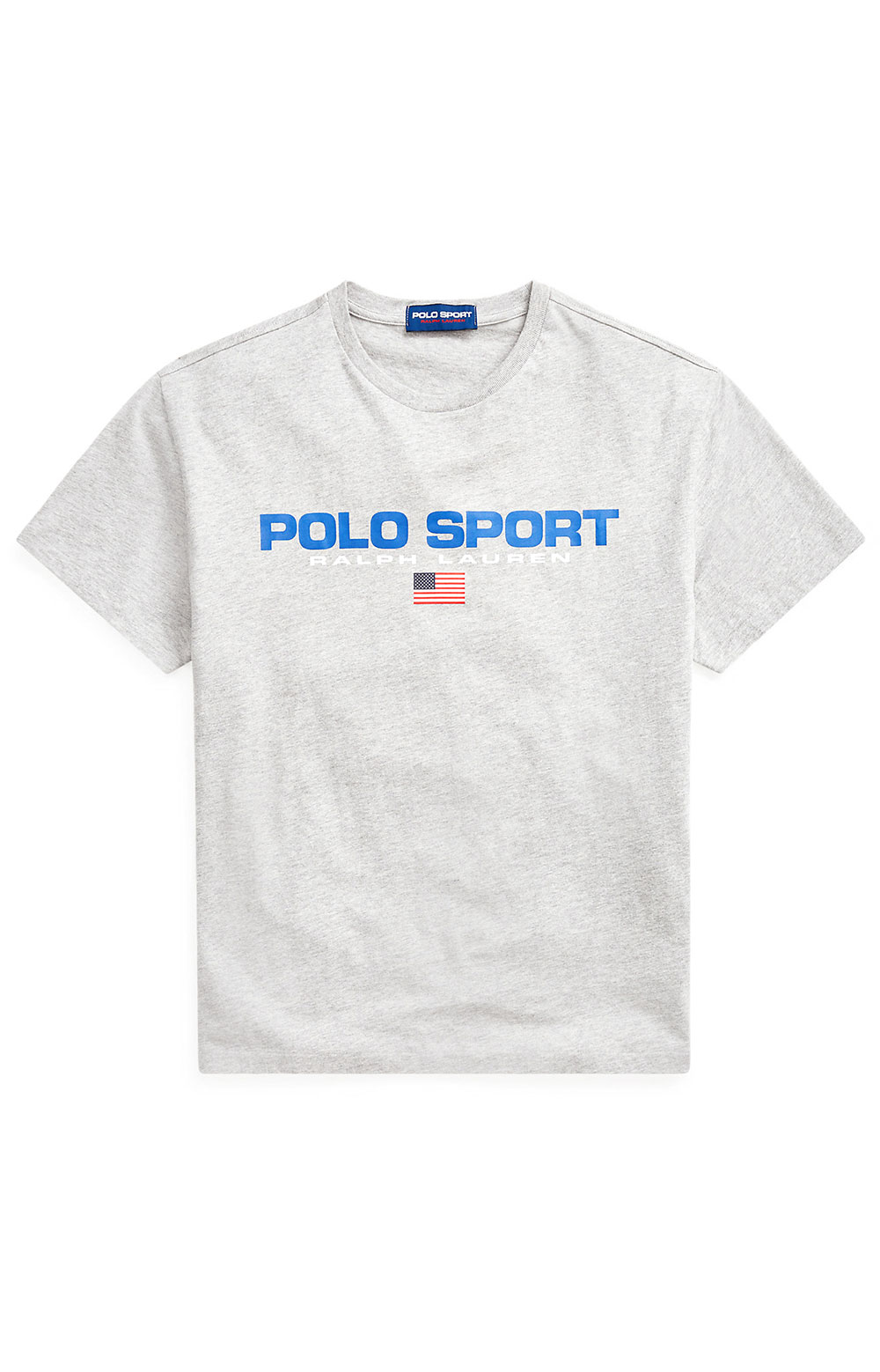 Classic Fit Polo Sport T-Shirt - Andover Heather  4