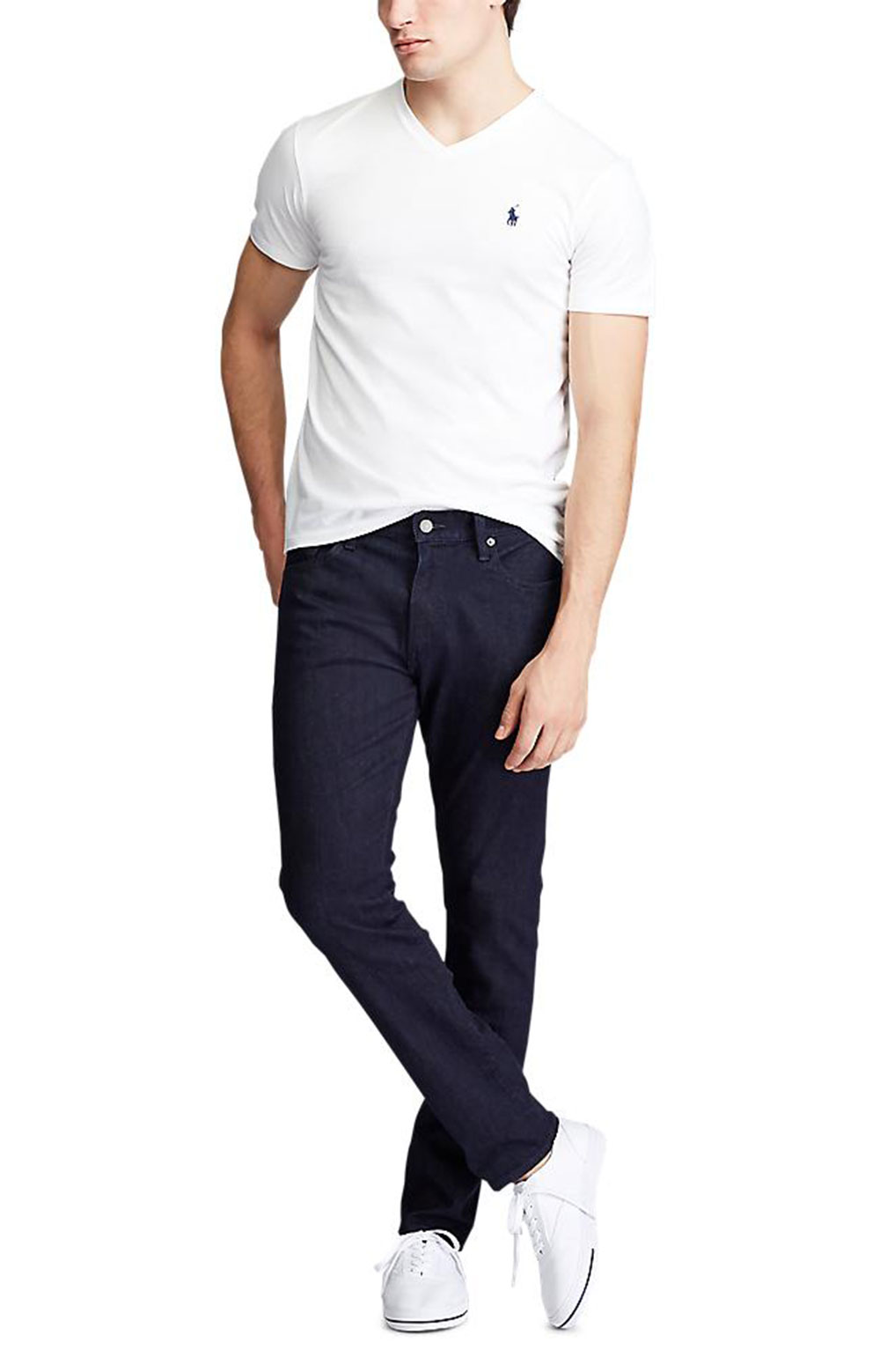 Varick Slim Straight Jeans - Miller Stretch BSR 2