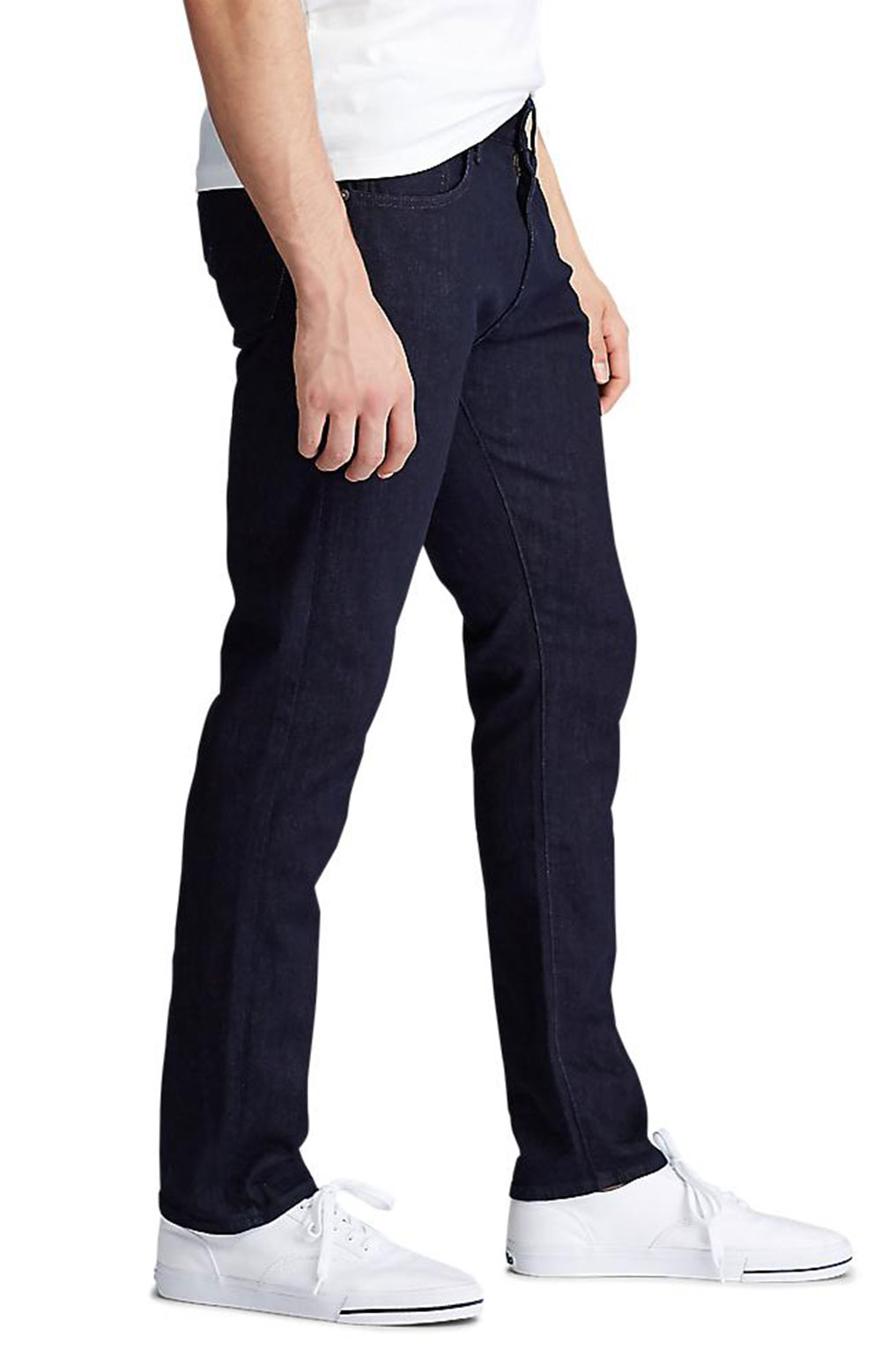 Varick Slim Straight Jeans - Miller Stretch BSR 3