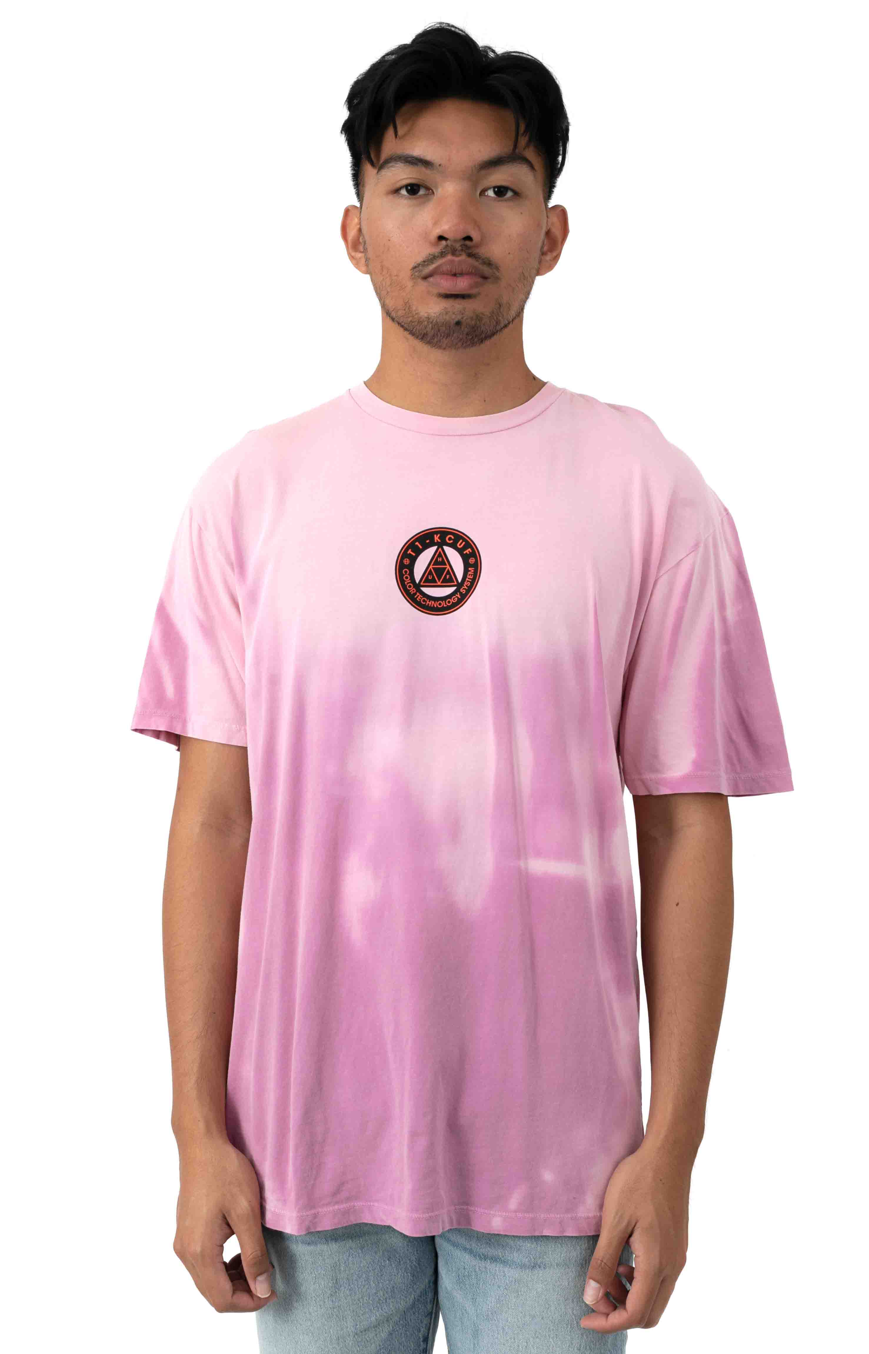 Color Tech TT T-Shirt - Violet