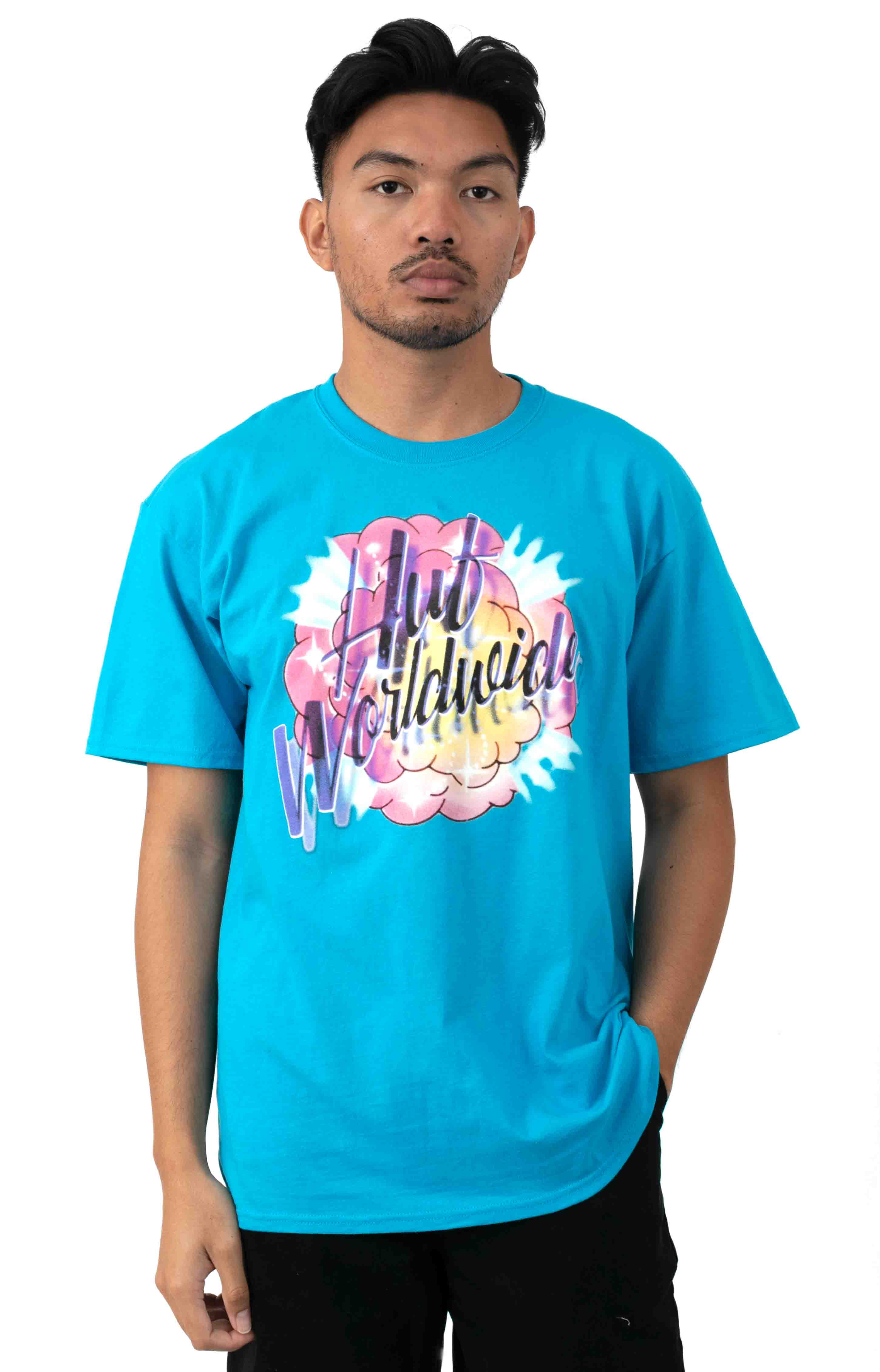 Always & Forever T-Shirt - Turquoise