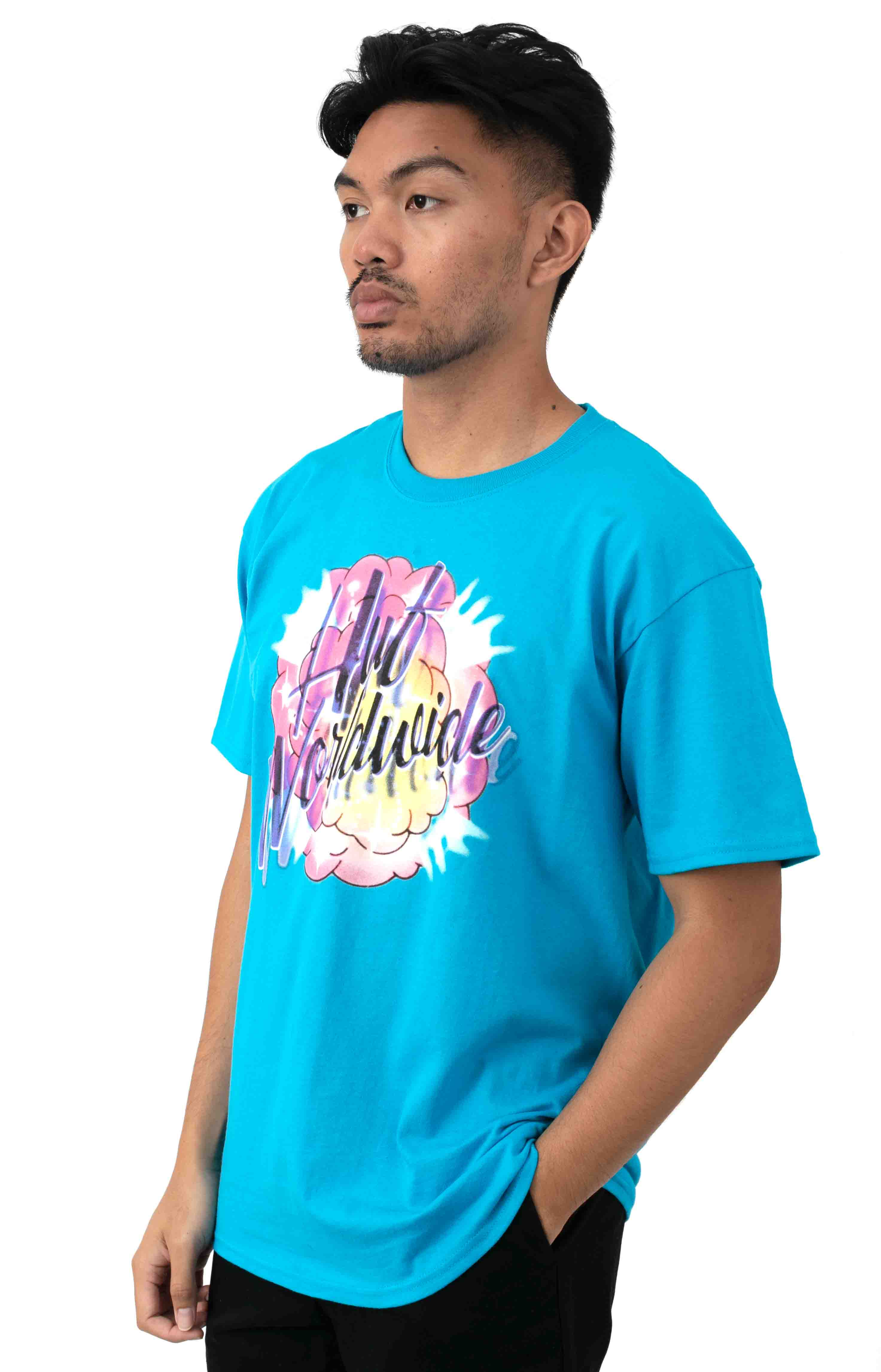 Always & Forever T-Shirt - Turquoise  2