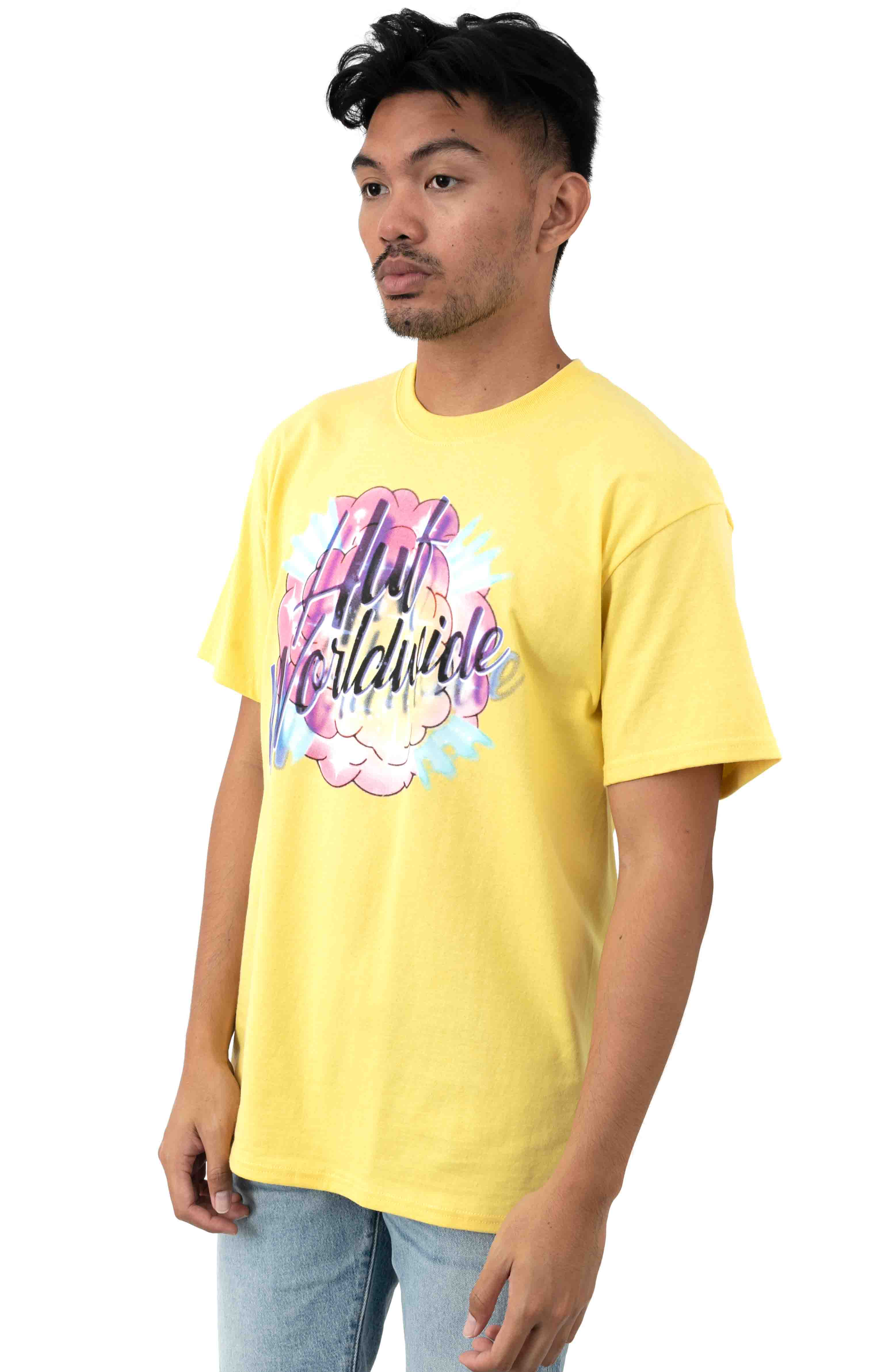 Always & Forever T-Shirt - Yellow 2
