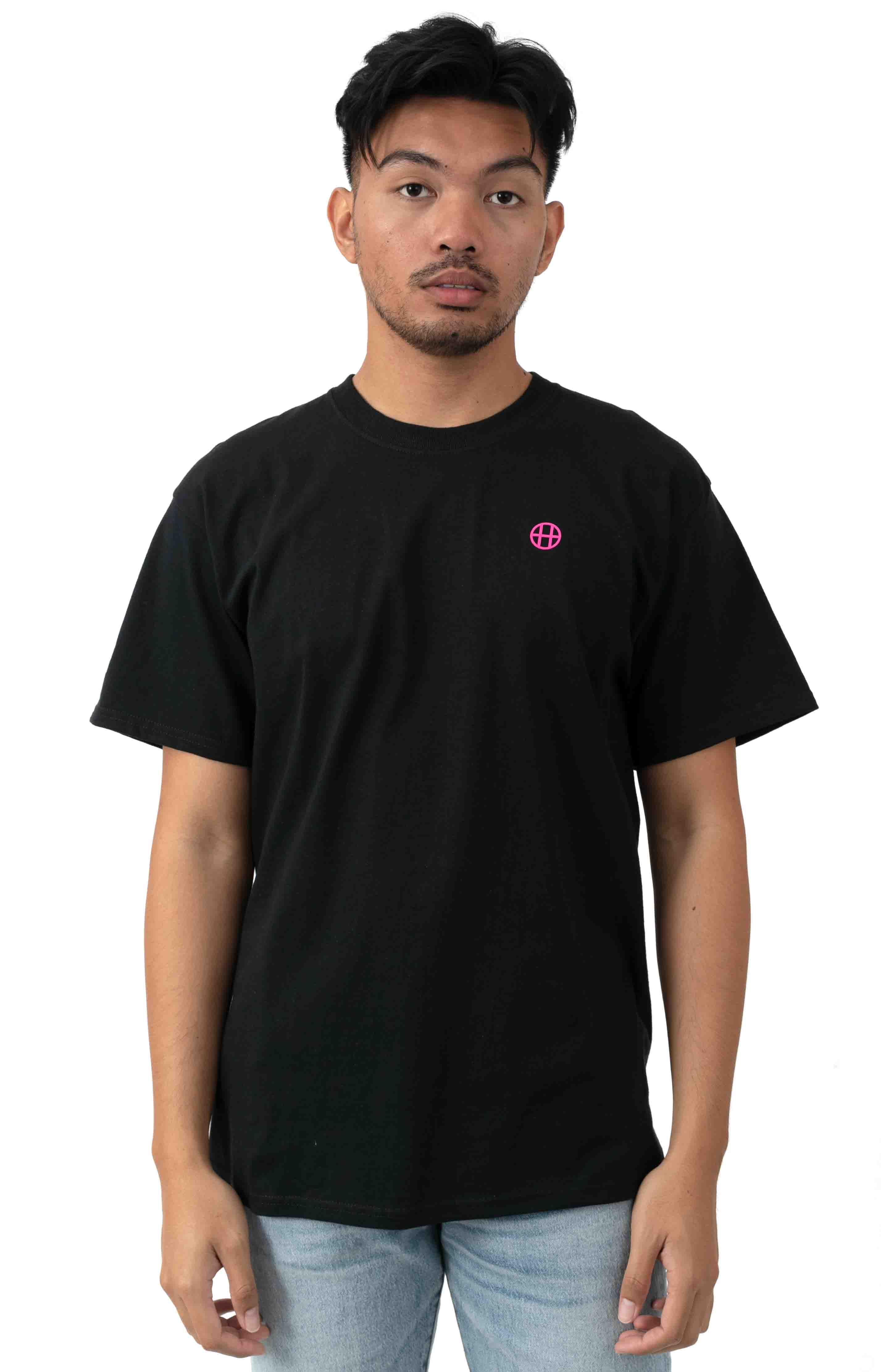 Huf Erotica T-Shirt - Black 2