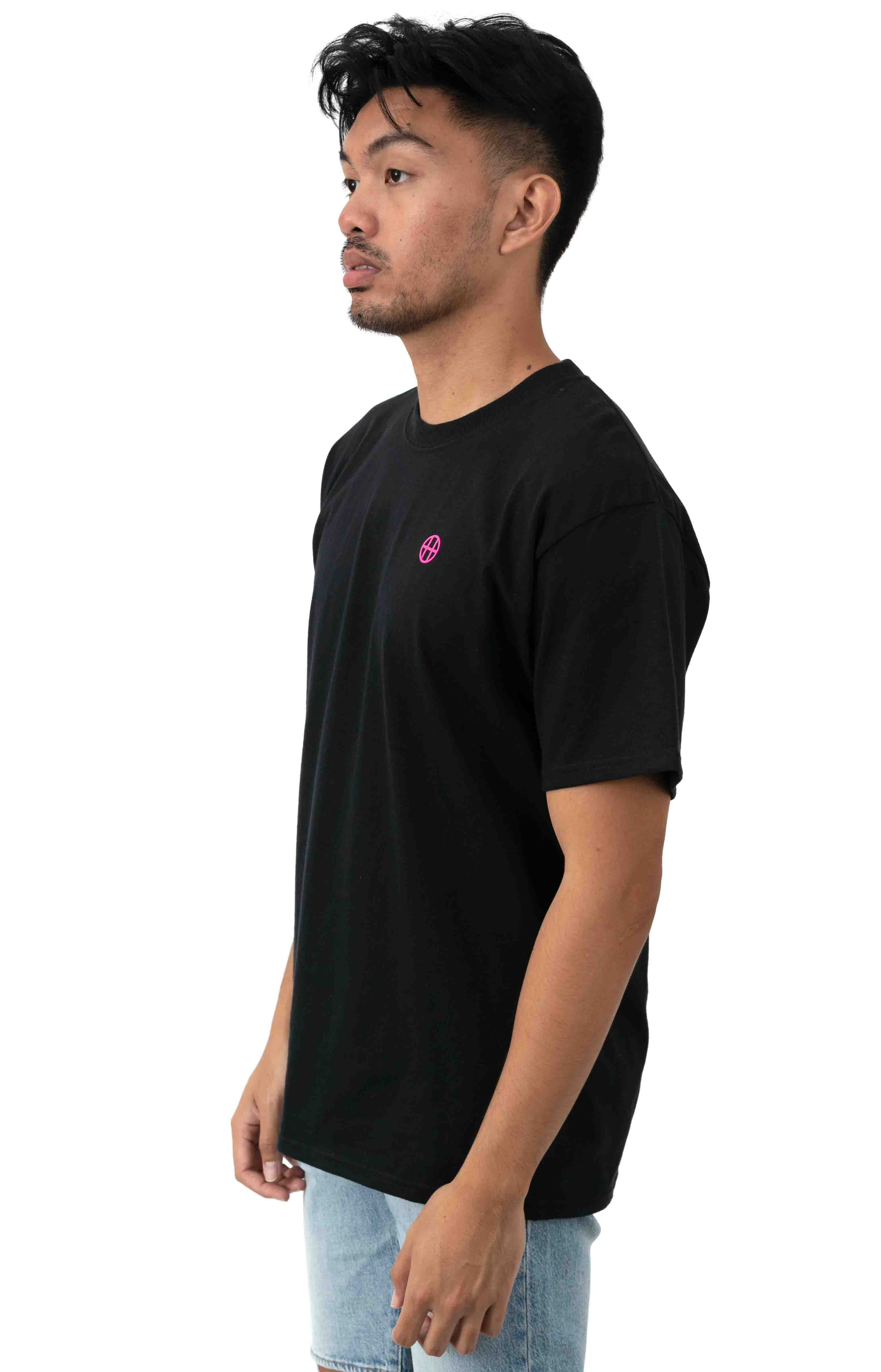 Huf Erotica T-Shirt - Black 3