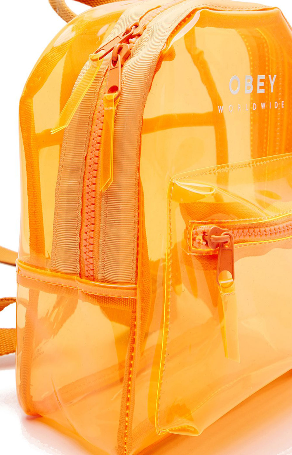 Lucid Mini Backpack - Orange 2