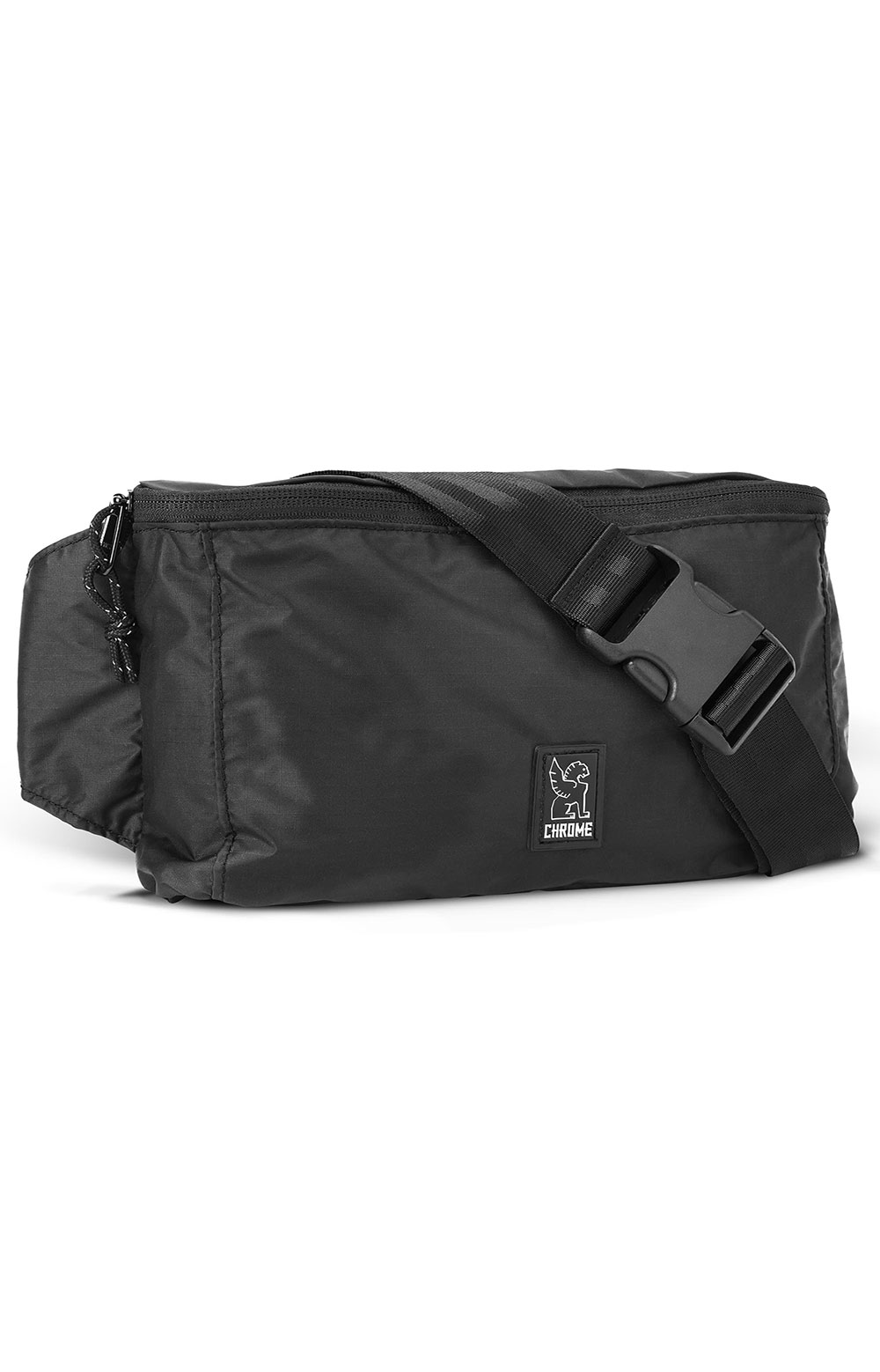 (BG-300-BK) Packable Waistpack - Black 2