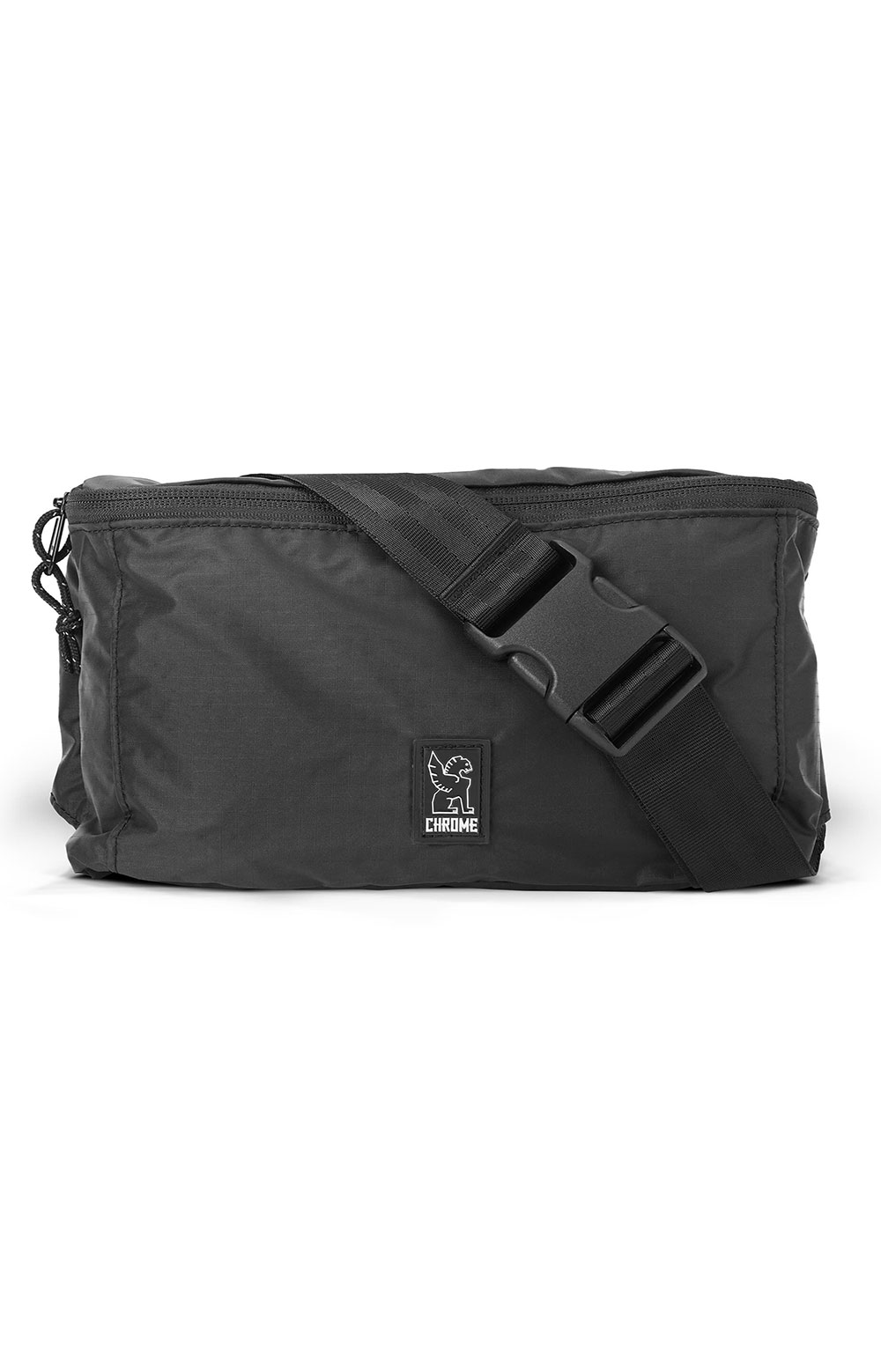 (BG-300-BK) Packable Waistpack - Black