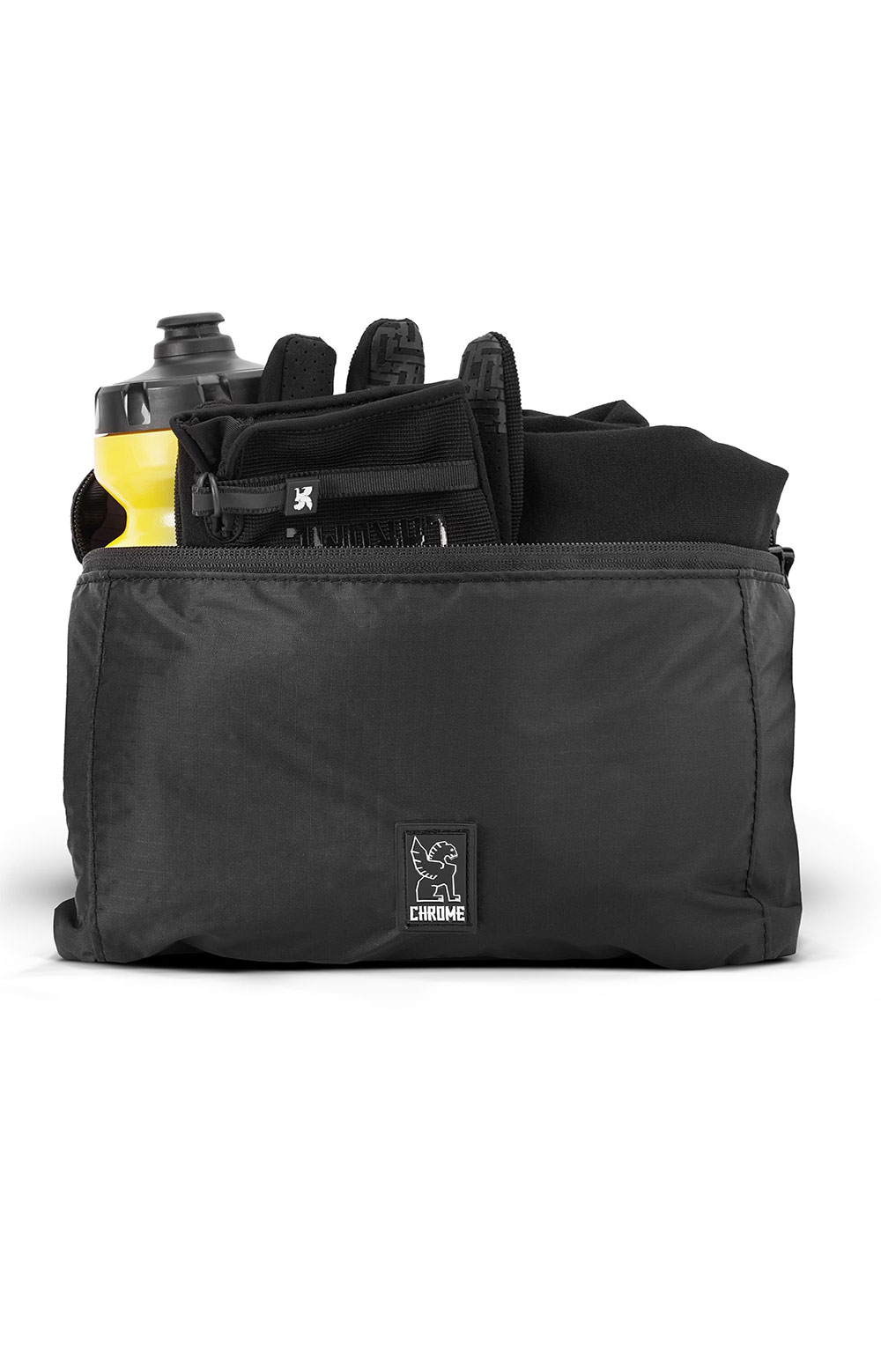 (BG-300-BK) Packable Waistpack - Black 3