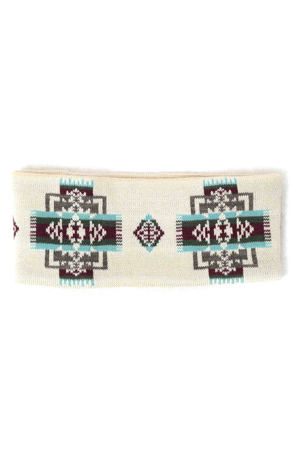 Fleece Lined Headband - Chief Joseph