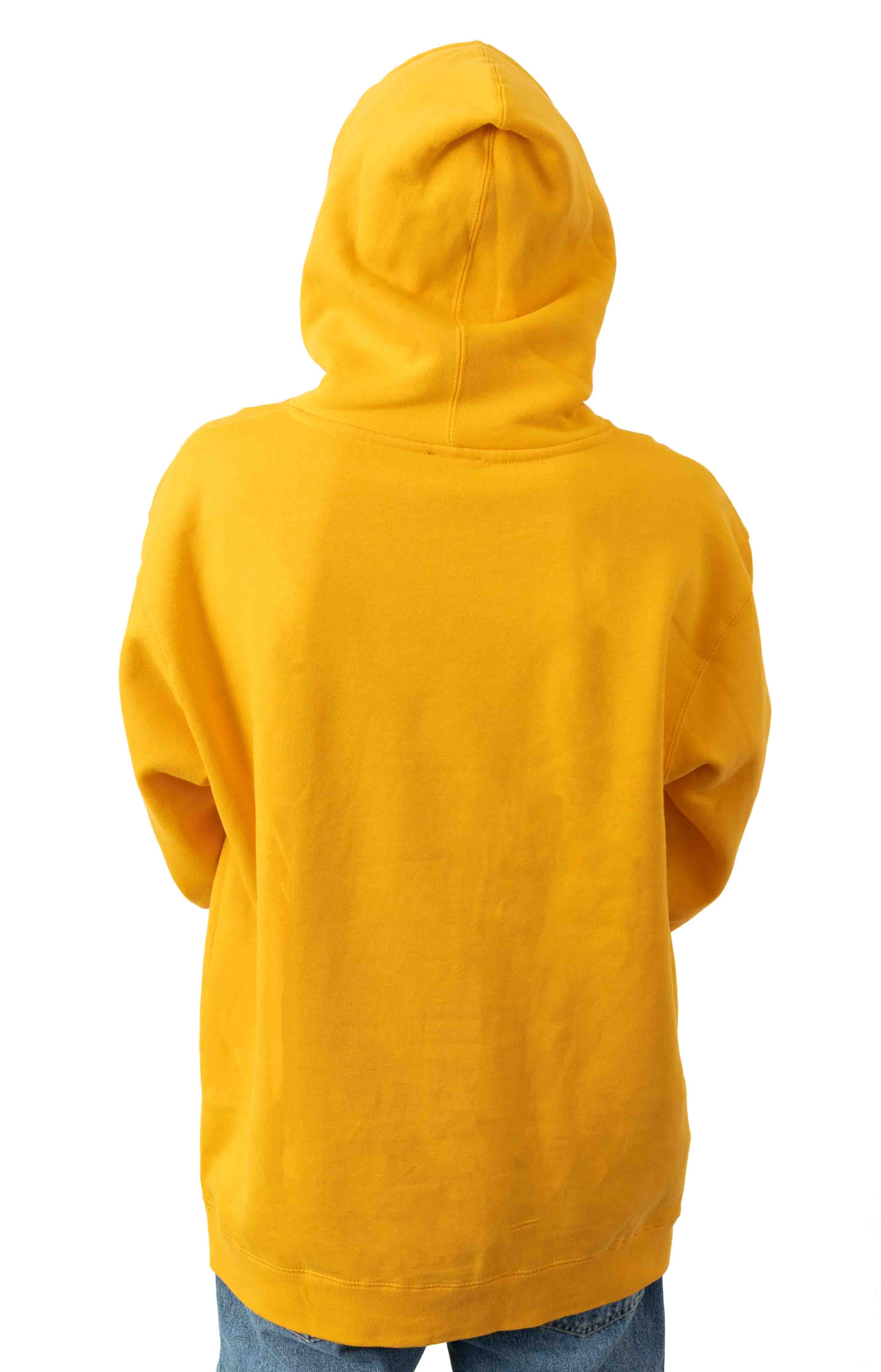 Venture Collab Pullover Hoodie - Gold 3