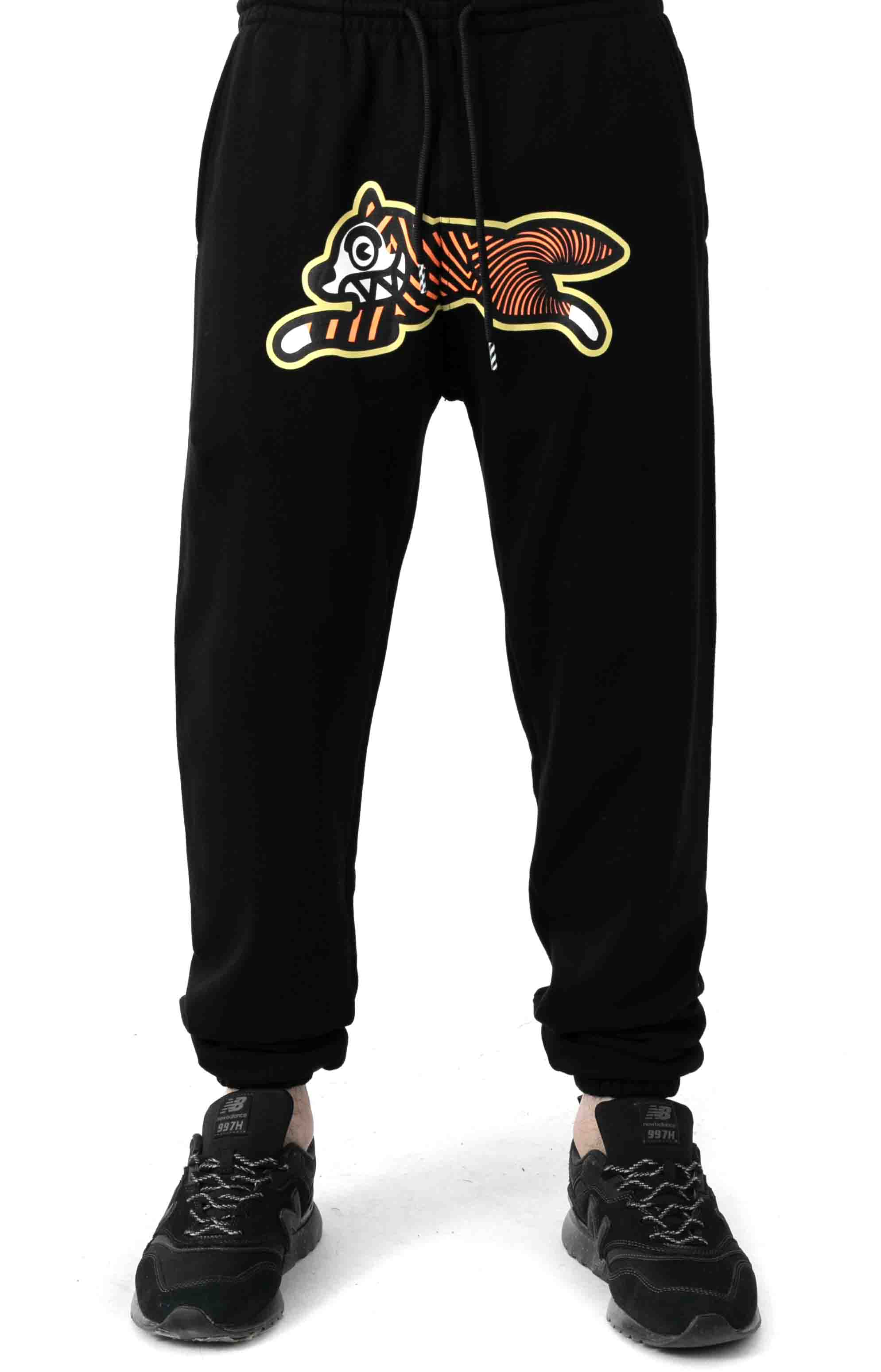 Spiral Sweatpant - Black